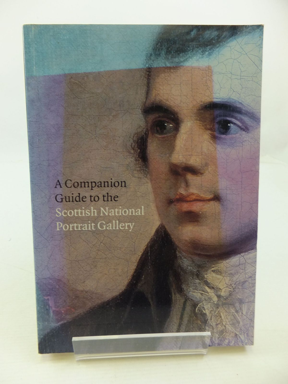 Photo of A COMPANION GUIDE TO THE SCOTTISH NATIONAL PORTRAIT GALLERY published by National Galleries Of Scotland (STOCK CODE: 2111967)  for sale by Stella & Rose's Books