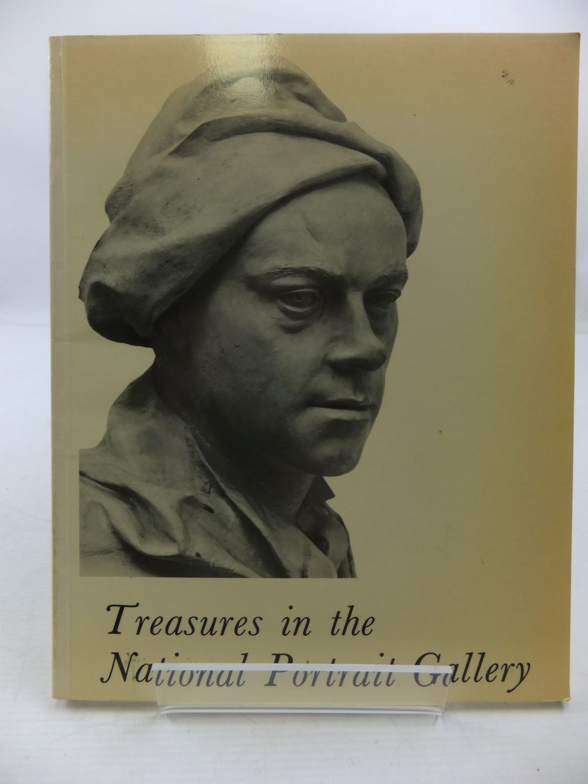 Photo of TREASURES IN THE NATIONAL PORTRAIT GALLERY written by Hayes, John published by National Portrait Gallery (STOCK CODE: 2111970)  for sale by Stella & Rose's Books