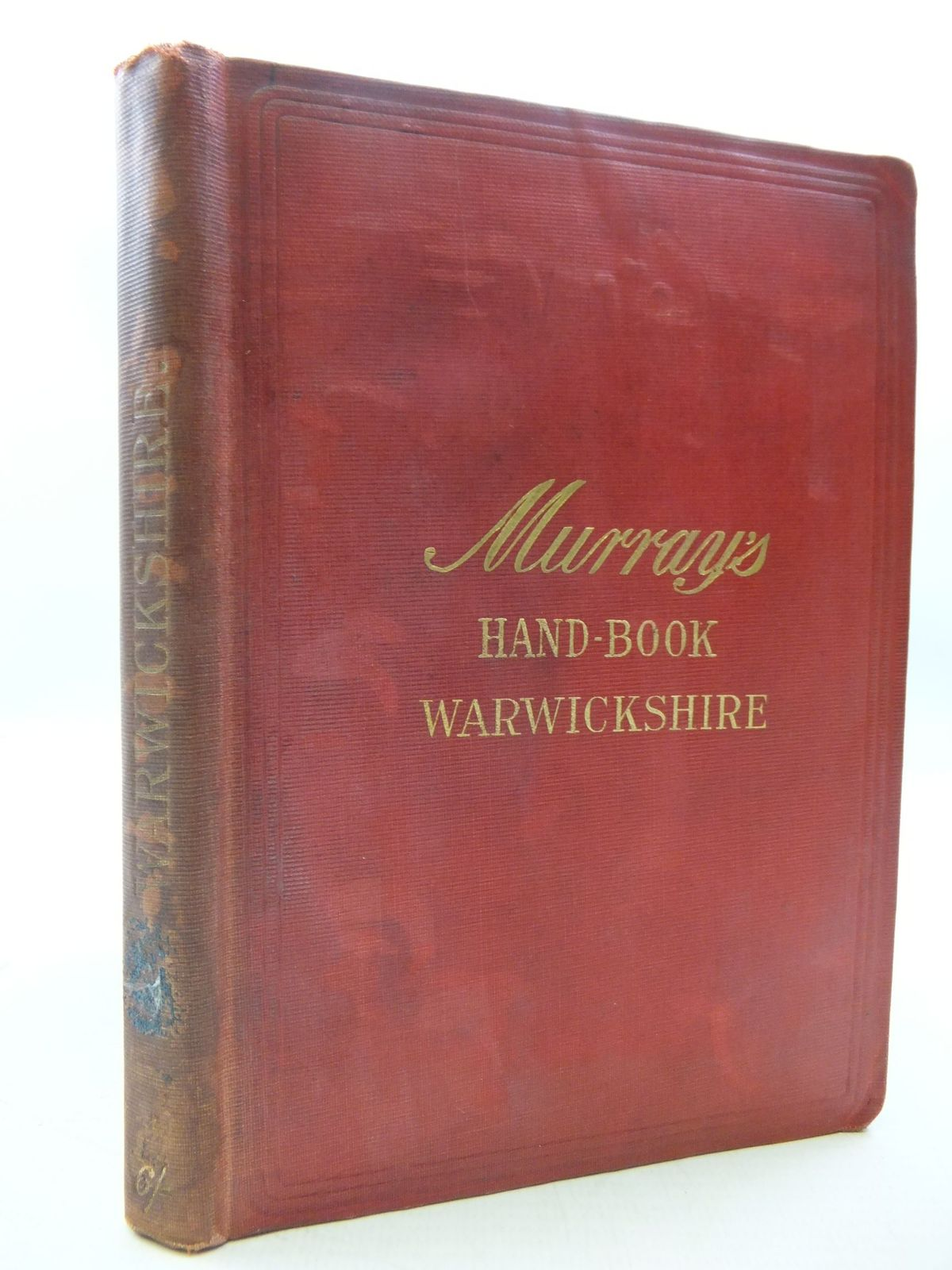 Photo of A HANDBOOK OF WARWICKSHIRE published by John Murray (STOCK CODE: 2112090)  for sale by Stella & Rose's Books