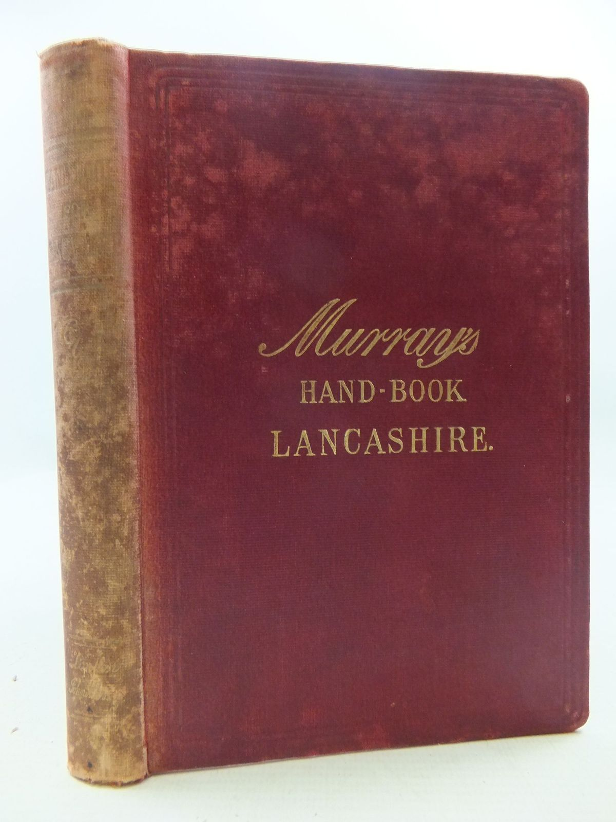 Photo of HANDBOOK FOR LANCASHIRE published by John Murray (STOCK CODE: 2112097)  for sale by Stella & Rose's Books