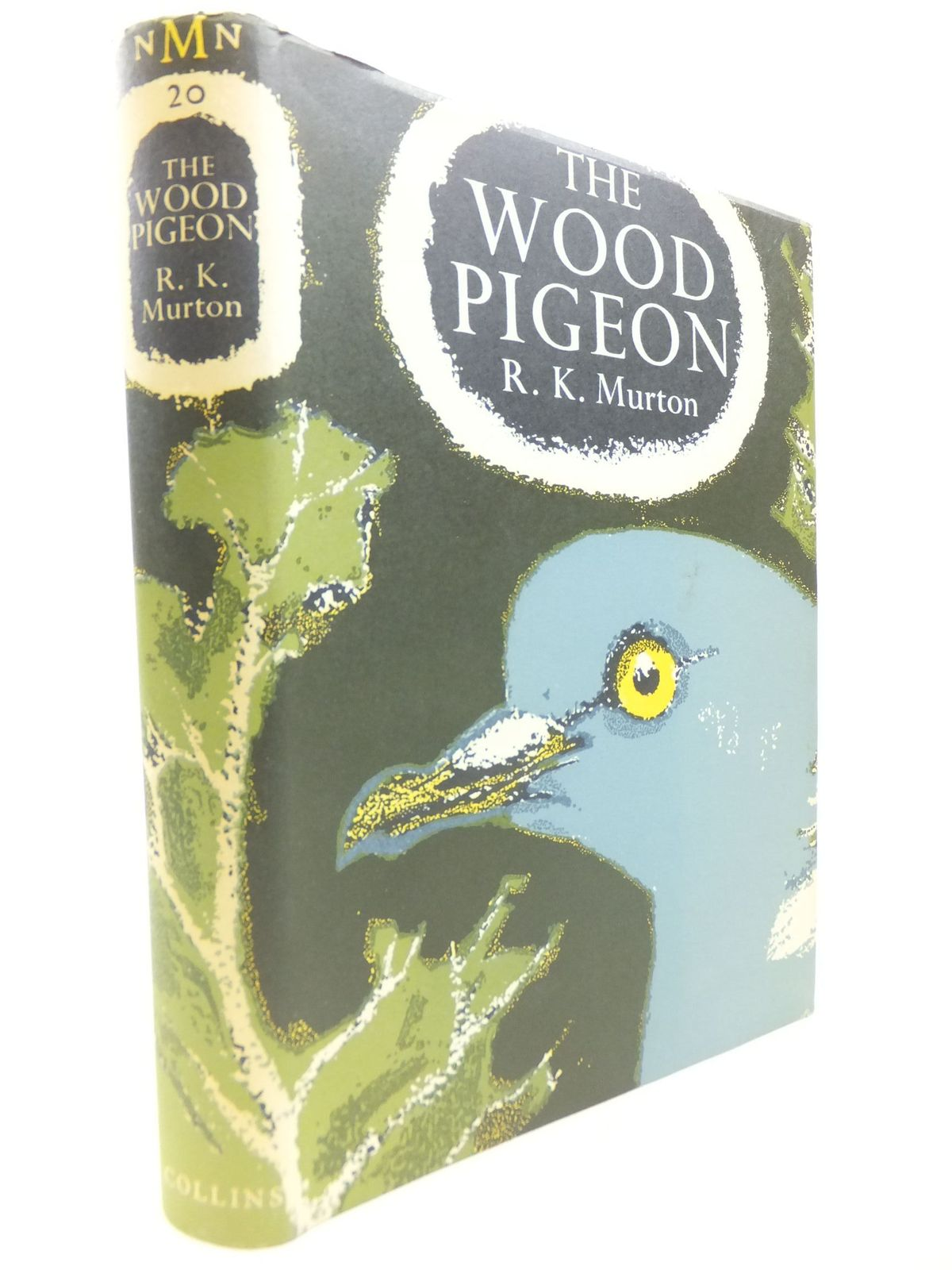 Photo of THE WOOD-PIGEON (NMN 20) written by Murton, R.K. published by Collins (STOCK CODE: 2112134)  for sale by Stella & Rose's Books