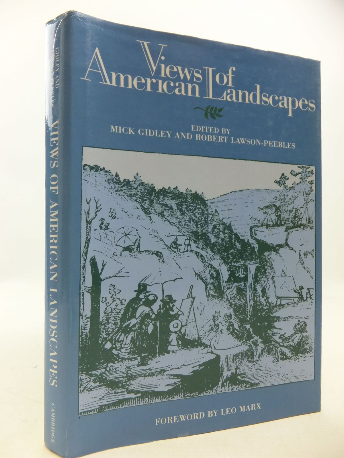 Photo of VIEWS OF AMERICAN LANDSCAPES written by Gidley, Mick<br />Lawson-Peebles, Robert published by Cambridge University Press (STOCK CODE: 2112157)  for sale by Stella & Rose's Books