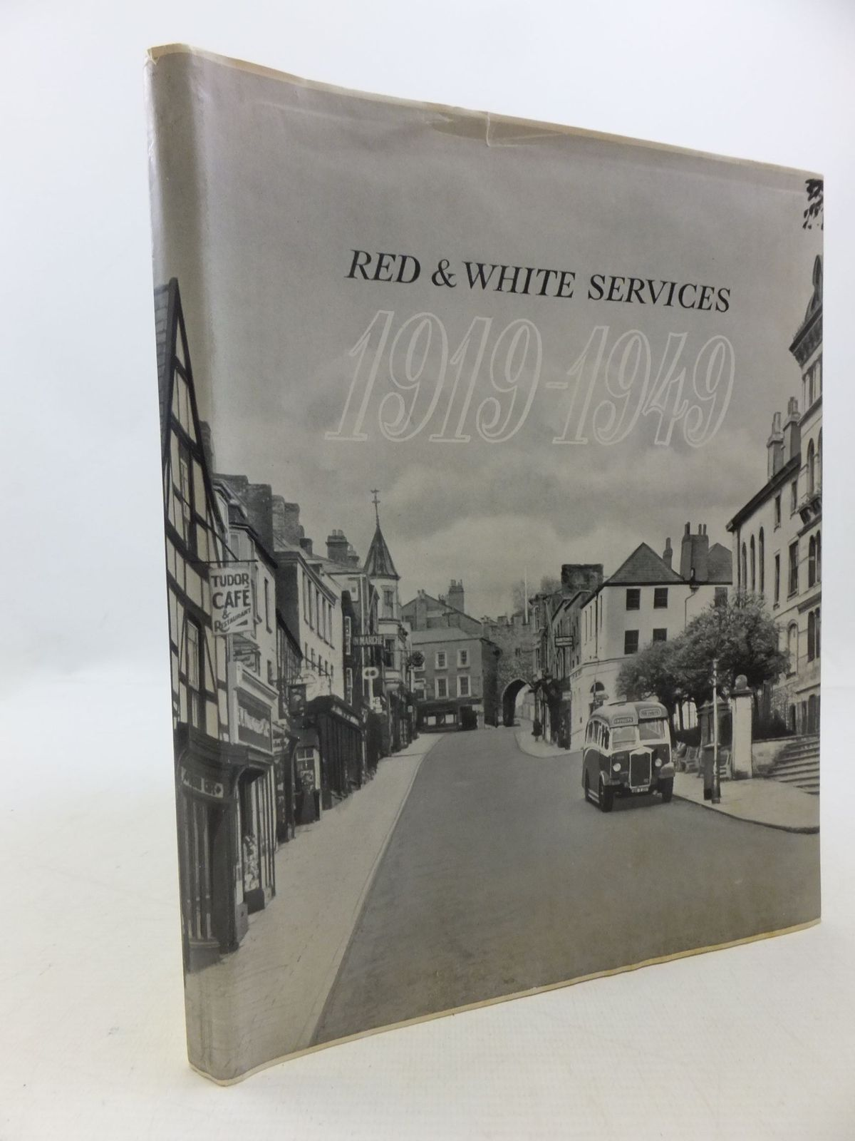 Photo of 30 YEARS OF PROGRESS IN PASSENGER ROAD TRANSPORT written by Dowding, Walter published by Red & White (STOCK CODE: 2112203)  for sale by Stella & Rose's Books