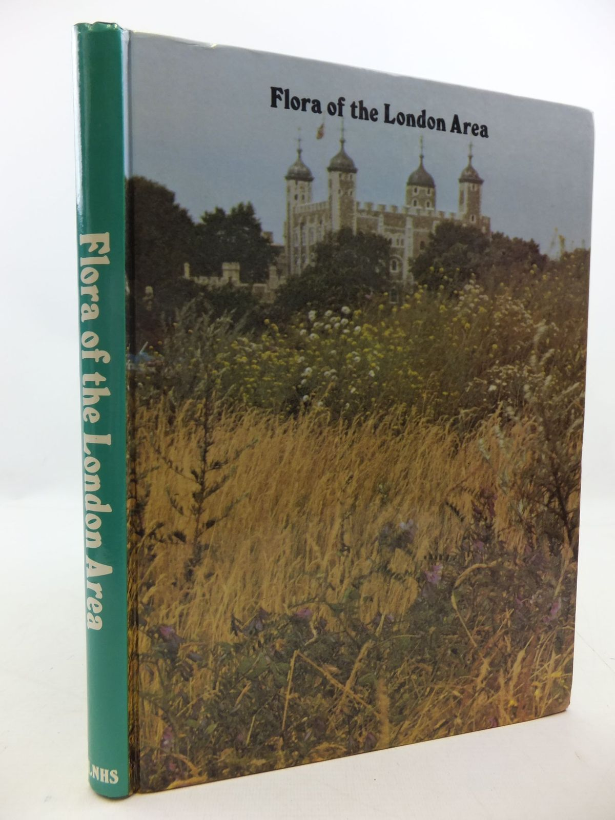 Photo of FLORA OF THE LONDON AREA written by Burton, Rodney M. illustrated by Easy, Graham published by London Natural History Society (STOCK CODE: 2112322)  for sale by Stella & Rose's Books