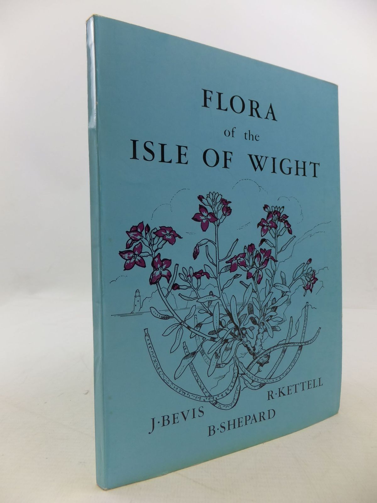 Photo of FLORA OF THE ISLE OF WIGHT written by Bevis, J.H.<br />Kettell, R.E.<br />Shepard, B.<br />Frazer, O.H. published by Isle of Wight Archaeological Society (STOCK CODE: 2112324)  for sale by Stella & Rose's Books