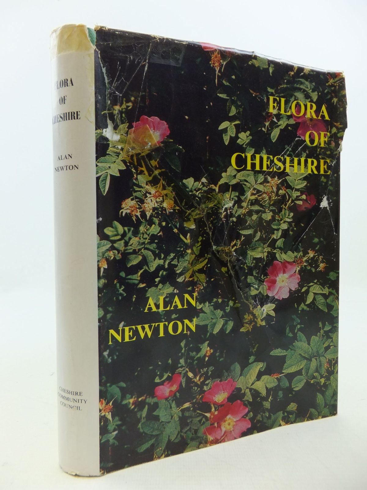 Photo of FLORA OF CHESHIRE written by Newton, Alan published by Cheshire Community Council (STOCK CODE: 2112496)  for sale by Stella & Rose's Books