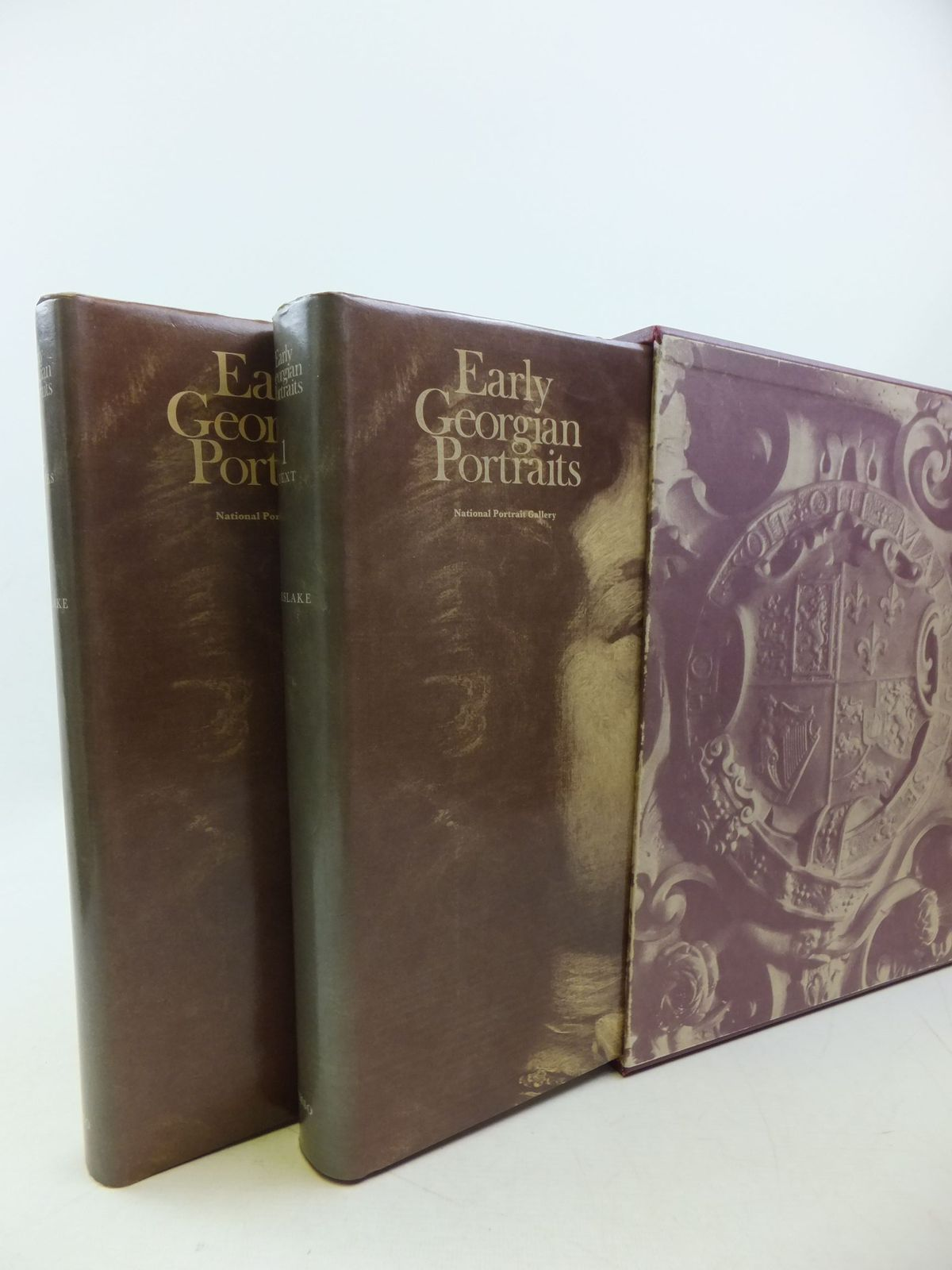 Photo of EARLY GEORGIAN PORTRAITS (2 VOLUMES) written by Kerslake, John published by Her Majesty's Stationery Office (STOCK CODE: 2112520)  for sale by Stella & Rose's Books