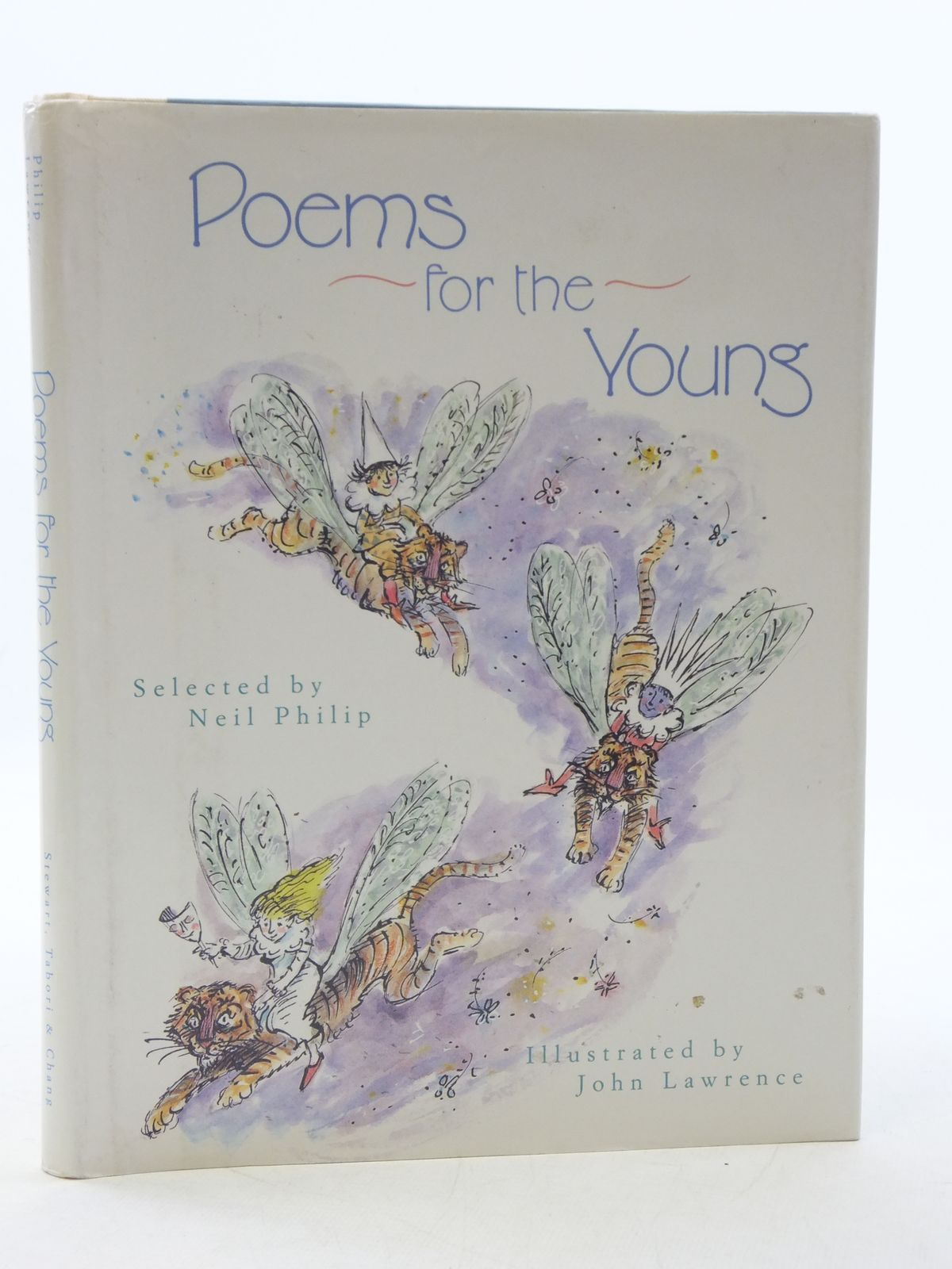 Photo of POEMS FOR THE YOUNG written by Philip, Neil illustrated by Lawrence, John published by Stewart, Tabori & Chang (STOCK CODE: 2112636)  for sale by Stella & Rose's Books