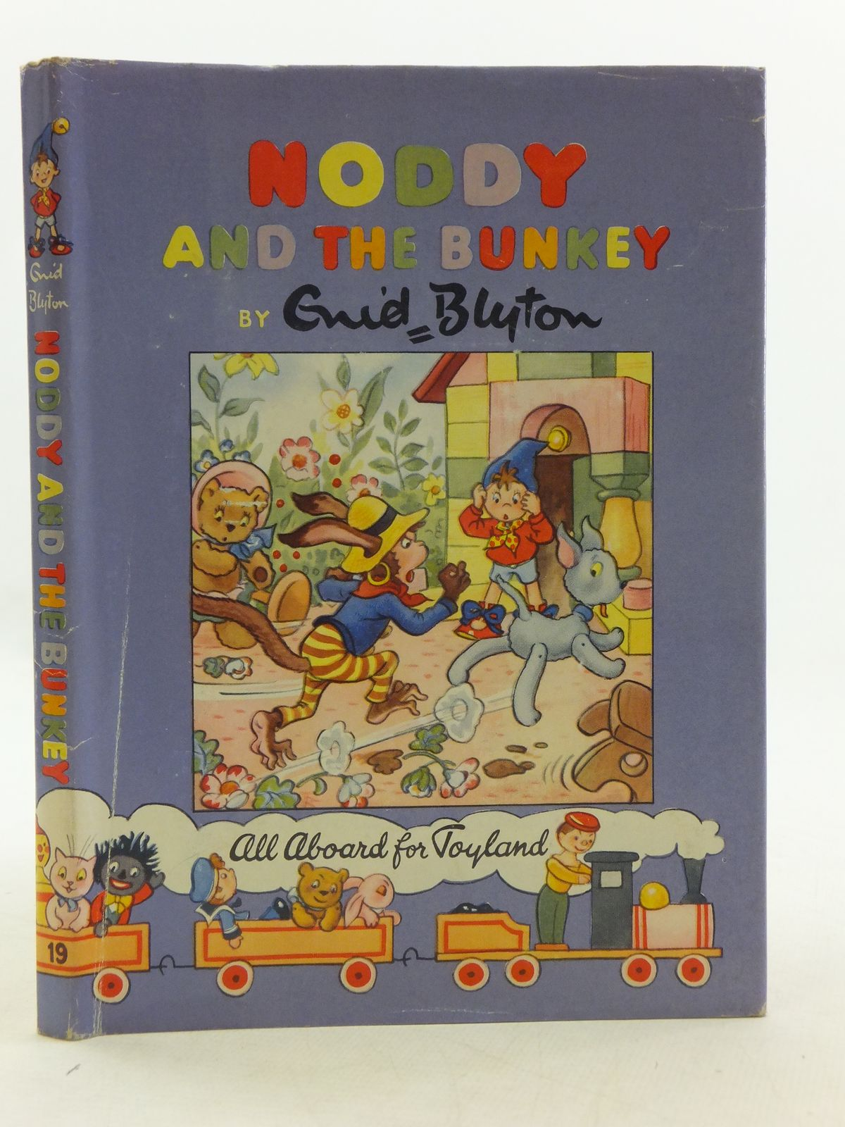Photo of NODDY AND THE BUNKEY- Stock Number: 2112798