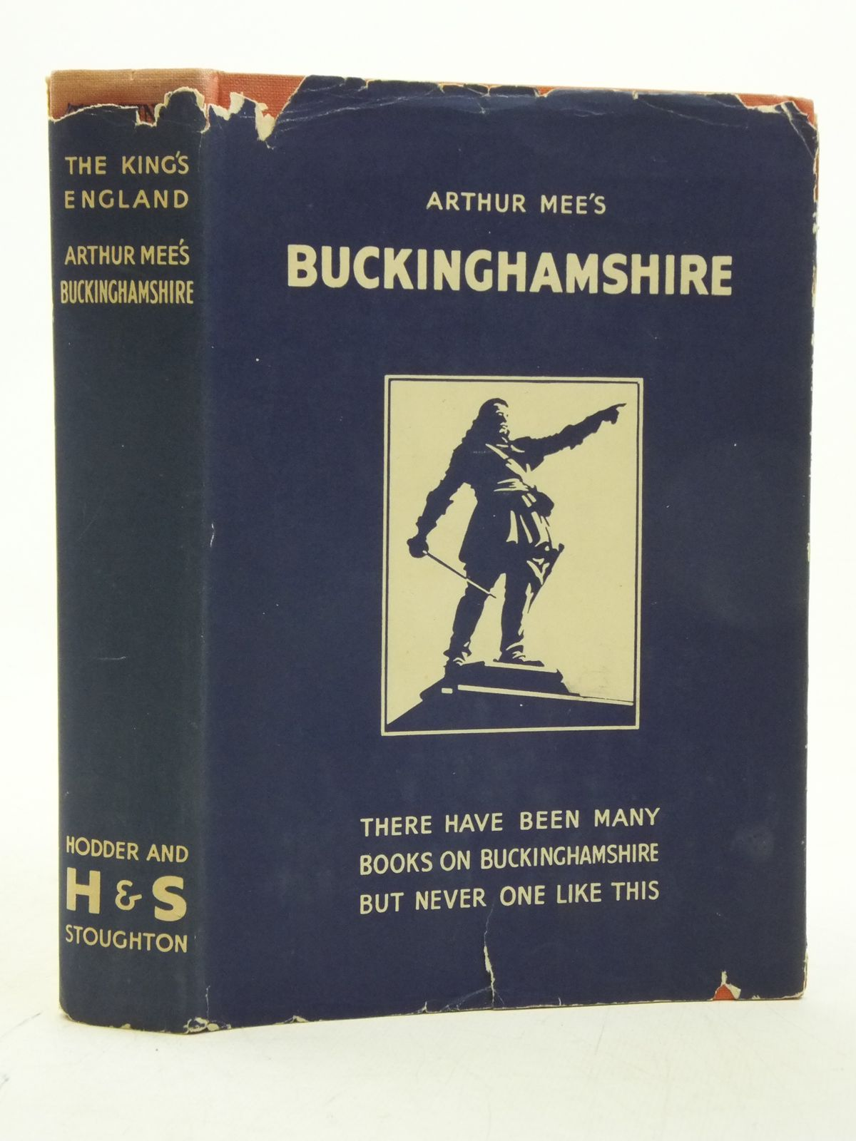 Photo of BUCKINGHAMSHIRE (KING'S ENGLAND) written by Mee, Arthur published by Hodder & Stoughton (STOCK CODE: 2112824)  for sale by Stella & Rose's Books