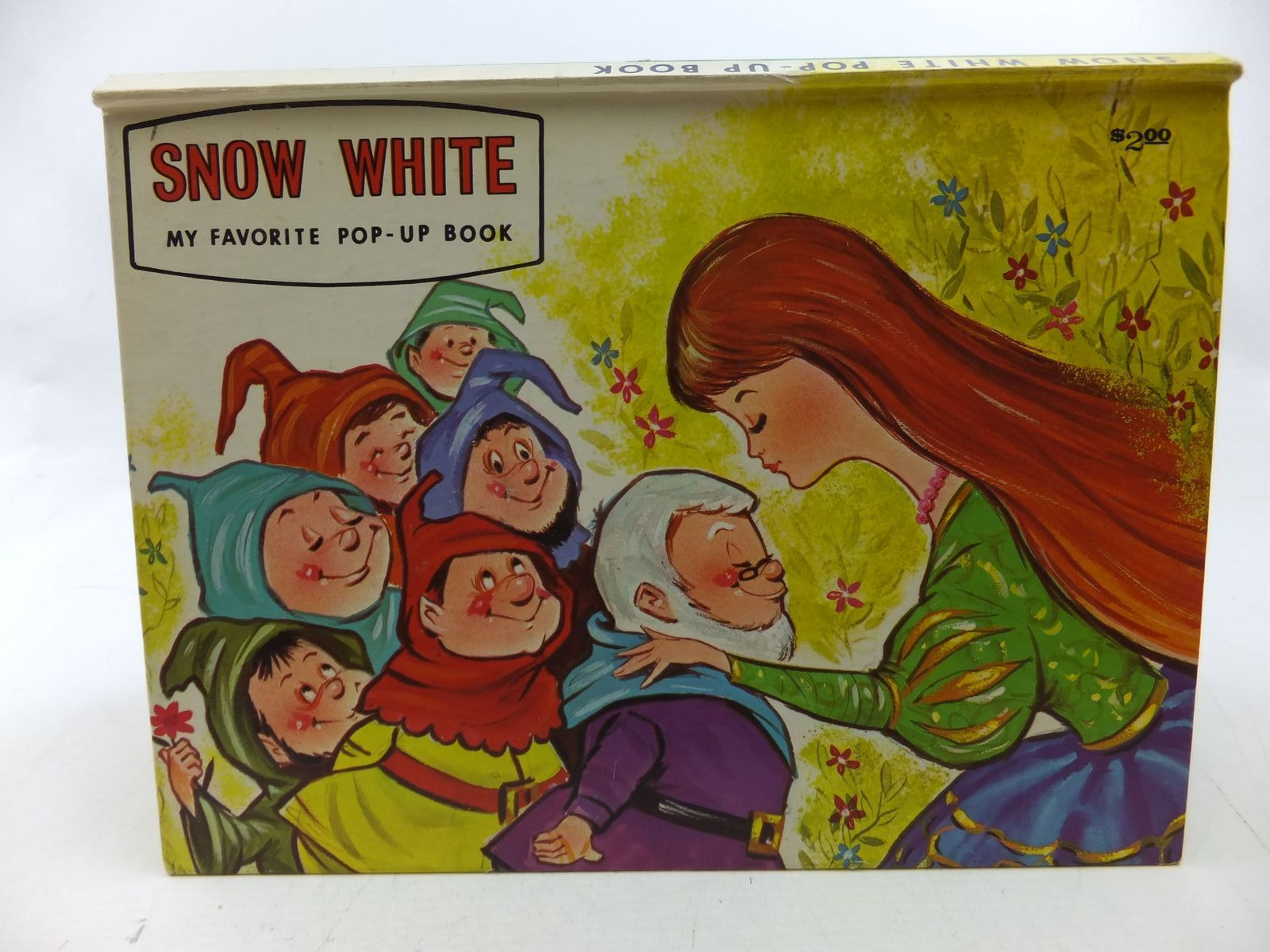 Photo of SNOW WHITE MY FAVOURITE POP-UP BOOK published by Modern Promotions (STOCK CODE: 2112947)  for sale by Stella & Rose's Books