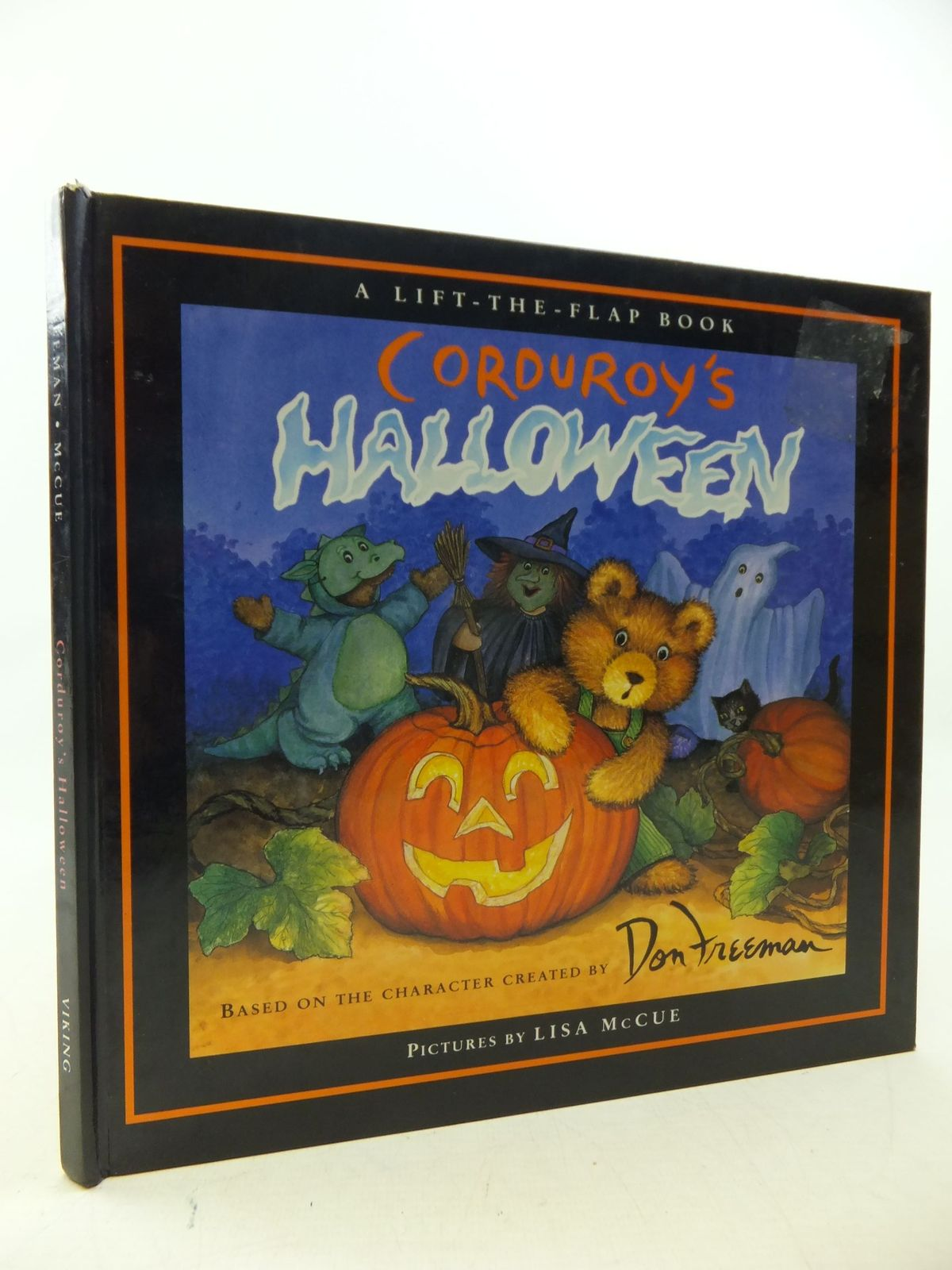 Photo of CORDUROY'S HALLOWEEN written by Freeman, Don<br />Hennessy, B.G. illustrated by McCue, Lisa published by Viking (STOCK CODE: 2113006)  for sale by Stella & Rose's Books
