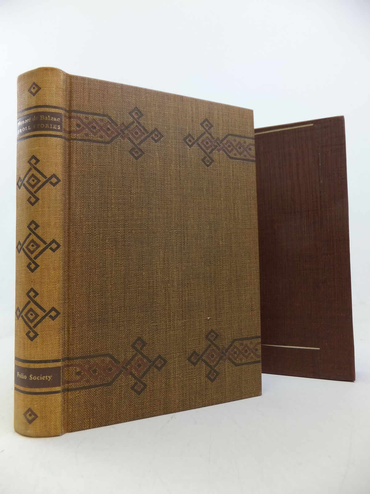 Photo of DROLL STORIES written by De Balzac, Honore illustrated by Peake, Mervyn published by Folio Society (STOCK CODE: 2113117)  for sale by Stella & Rose's Books