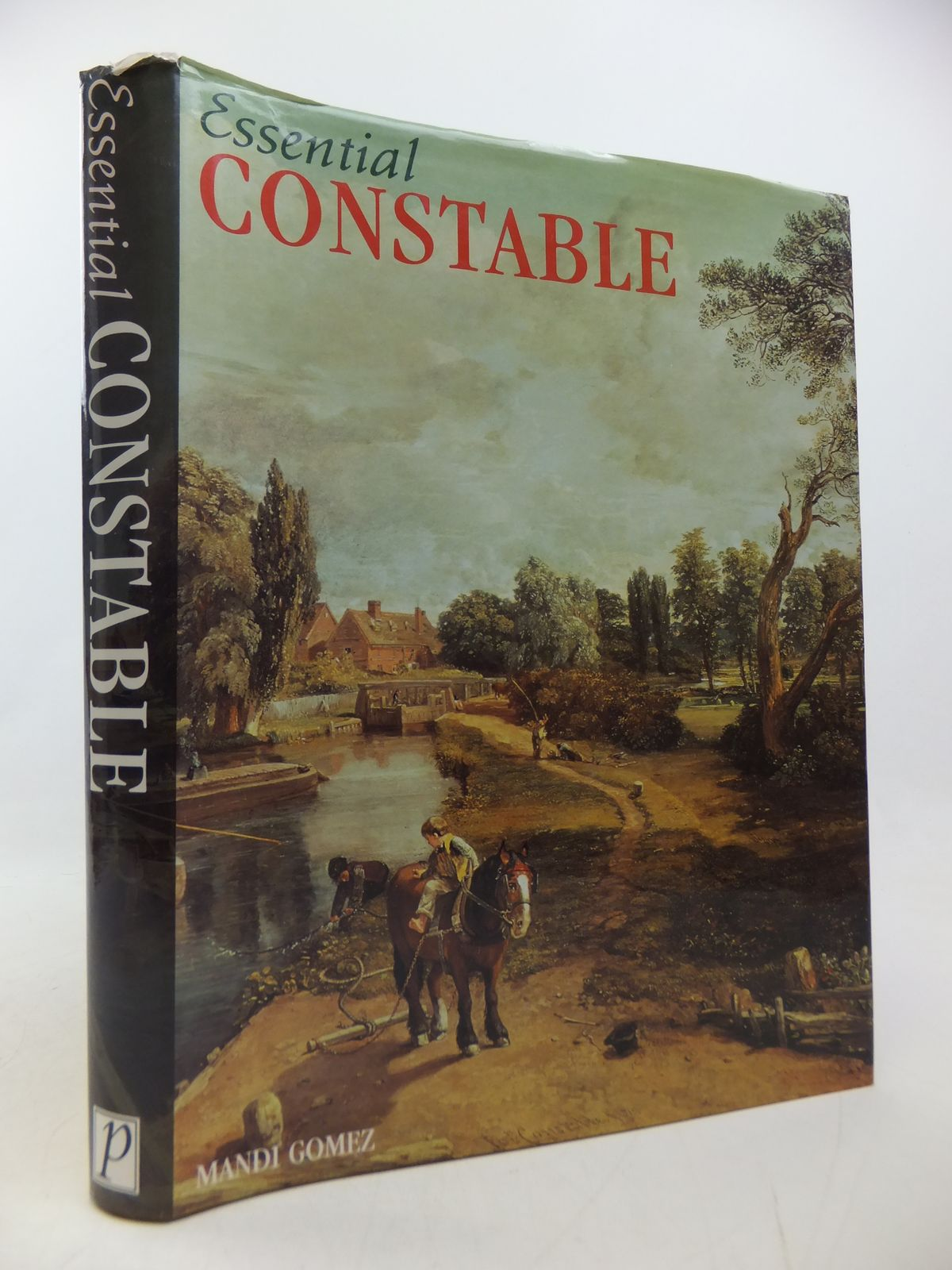Photo of ESSENTIAL CONSTABLE written by Gomez, Mandi published by Parragon Books (STOCK CODE: 2113199)  for sale by Stella & Rose's Books