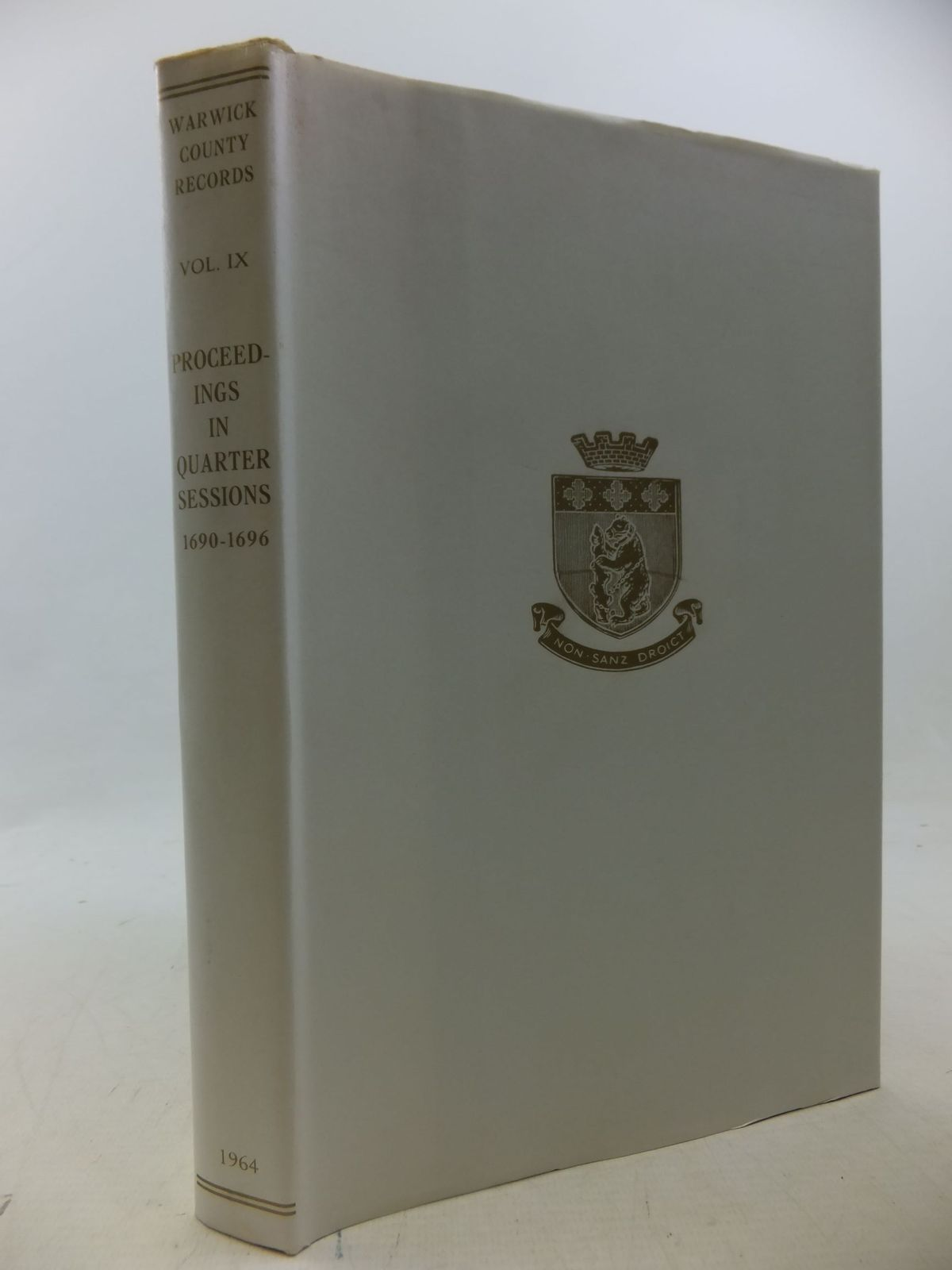 Photo of book