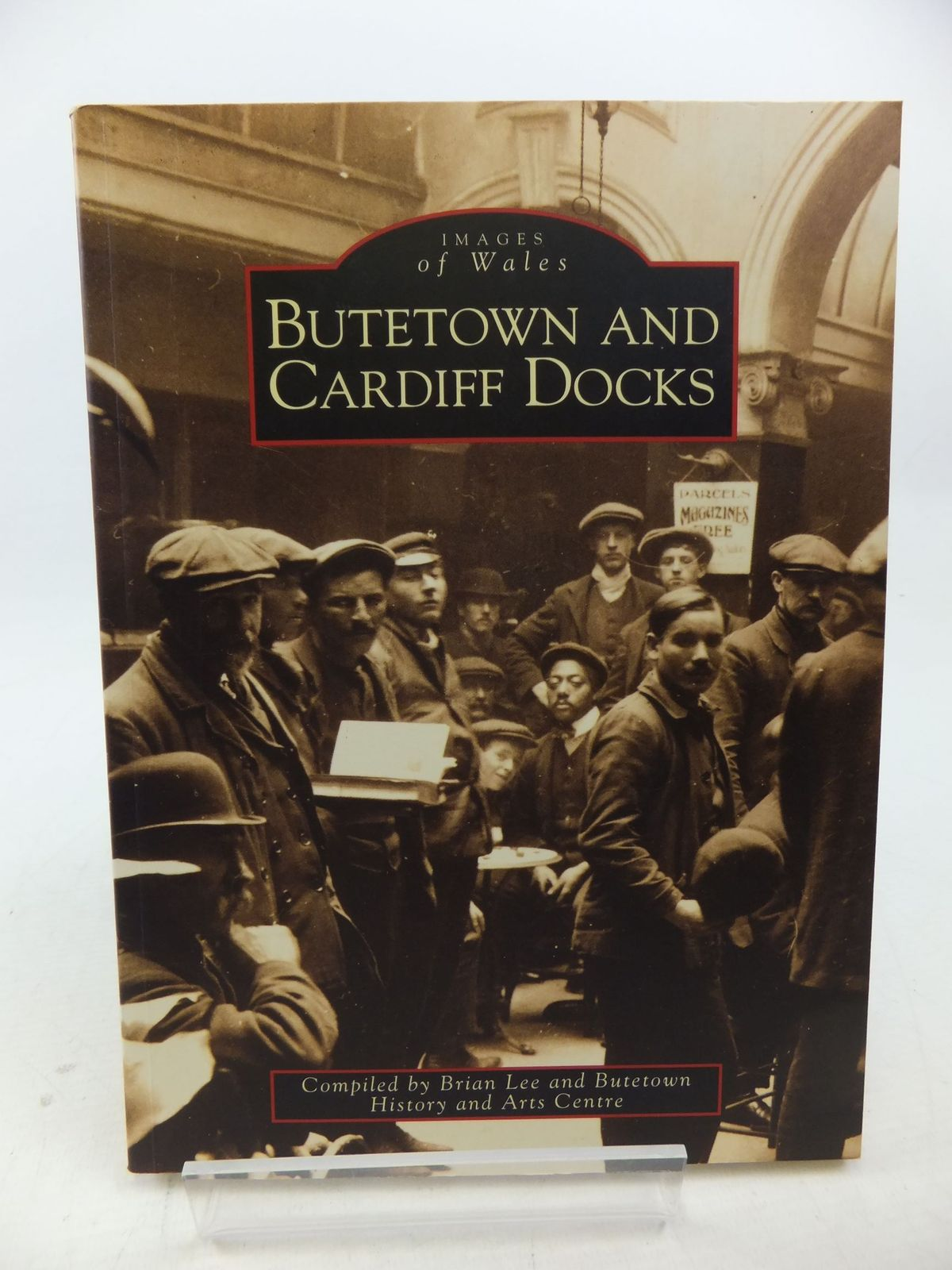 Photo of BUTETOWN AND CARDIFF DOCKS written by Lee, Brian published by Tempus (STOCK CODE: 2113566)  for sale by Stella & Rose's Books