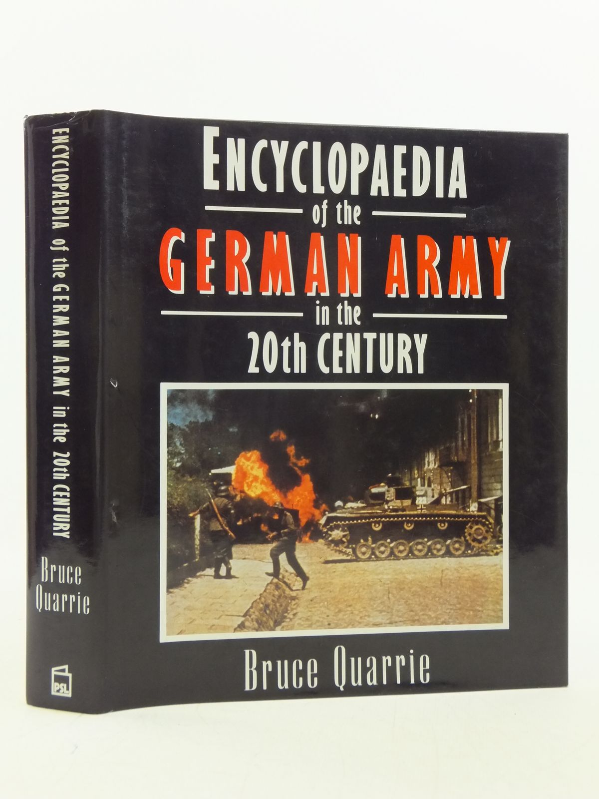 Photo of ENCYCLOPAEDIA OF THE GERMAN ARMY IN THE 20TH CENTURY written by Quarrie, Bruce published by Patrick Stephens Limited (STOCK CODE: 2113720)  for sale by Stella & Rose's Books
