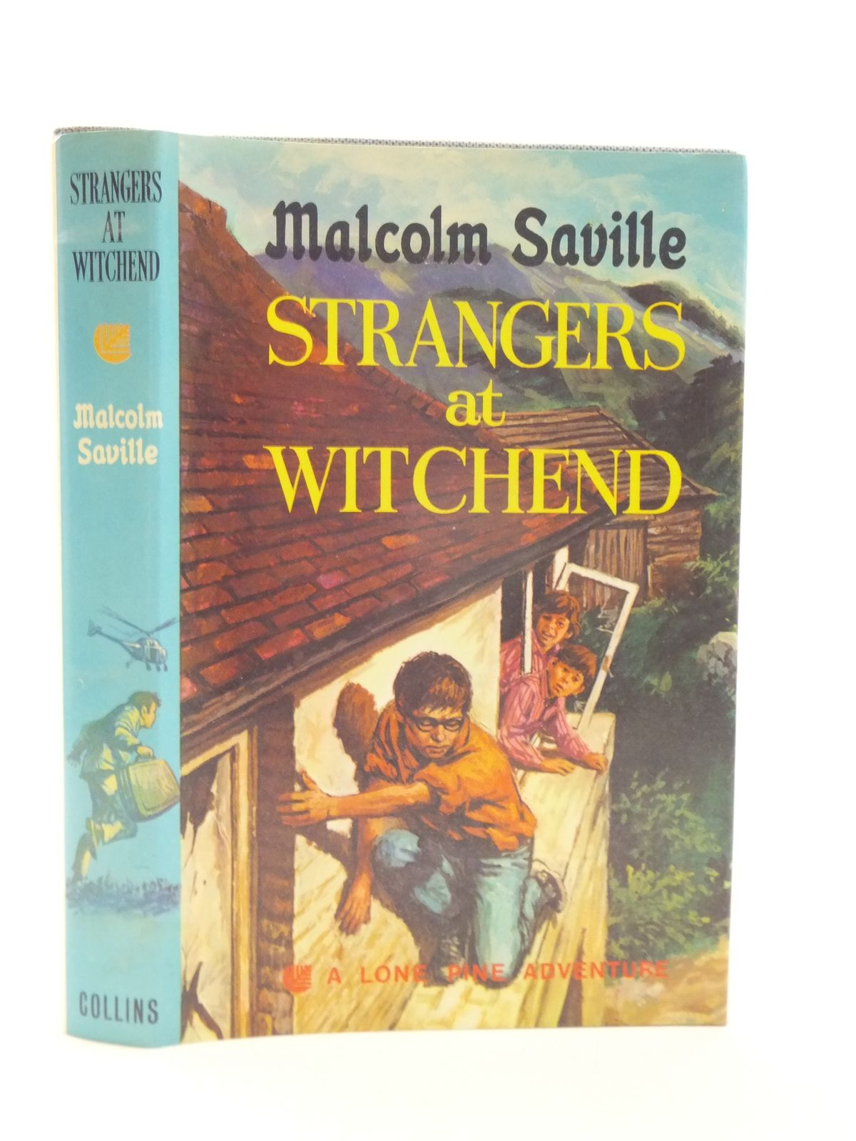 Photo of STRANGERS AT WITCHEND written by Saville, Malcolm published by Collins (STOCK CODE: 2113810)  for sale by Stella & Rose's Books