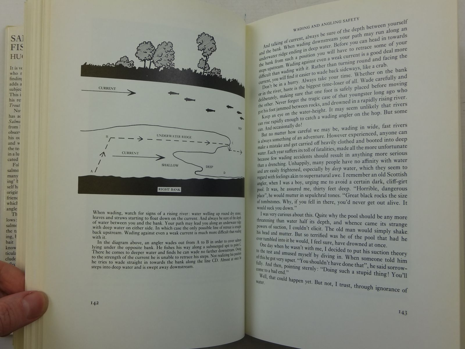 Photo of SALMON FISHING written by Falkus, Hugh published by H. F. & G. Witherby (STOCK CODE: 2113829)  for sale by Stella & Rose's Books