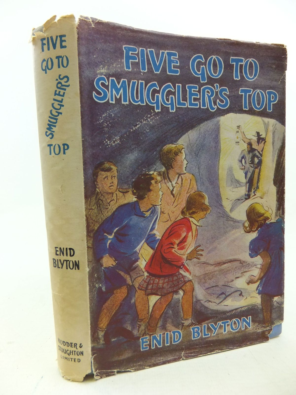 Photo of FIVE GO TO SMUGGLER'S TOP- Stock Number: 2113904