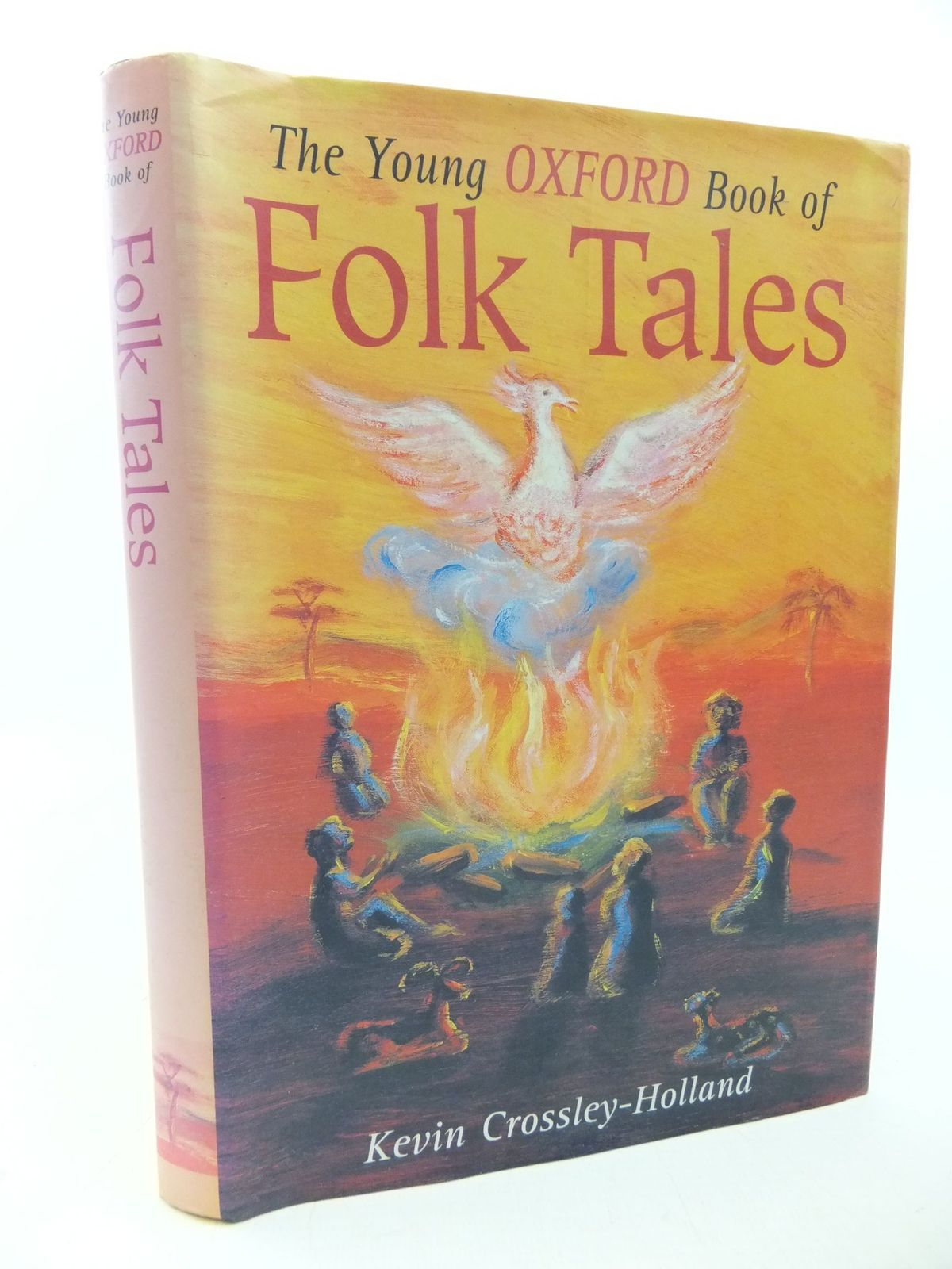Photo of THE YOUNG OXFORD BOOK OF FOLK TALES written by Crossley-Holland, Kevin published by Oxford University Press (STOCK CODE: 2113918)  for sale by Stella & Rose's Books