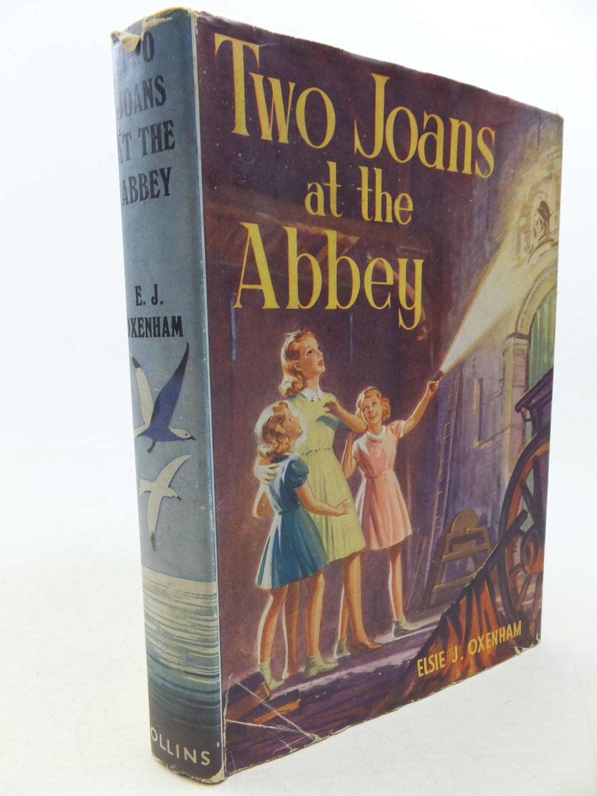 Photo of TWO JOANS AT THE ABBEY written by Oxenham, Elsie J. published by Collins (STOCK CODE: 2113947)  for sale by Stella & Rose's Books