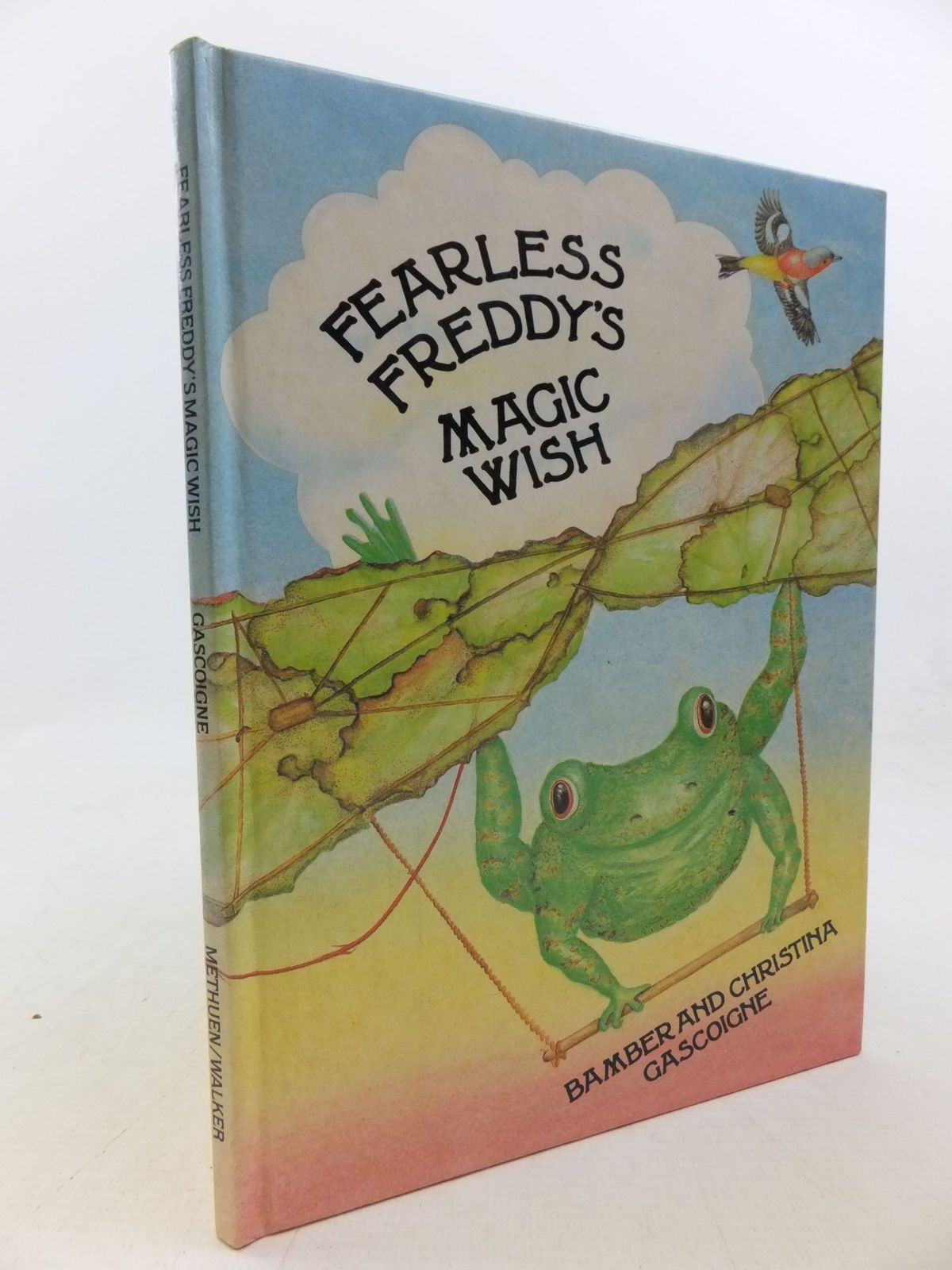 Photo of FEARLESS FREDDY'S MAGIC WISH written by Gascoigne, Bamber illustrated by Gascoigne, Christina published by Methuen, Walker Books (STOCK CODE: 2113950)  for sale by Stella & Rose's Books