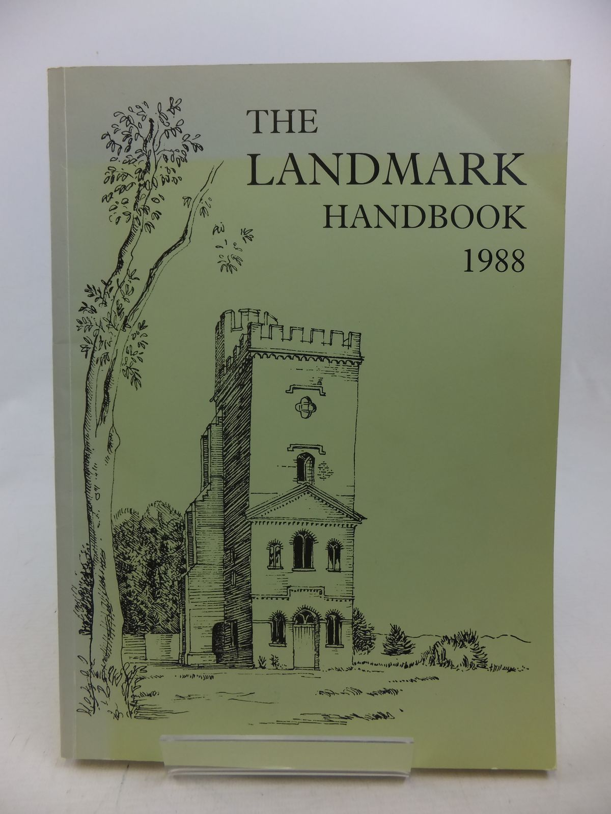 Photo of THE LANDMARK HANDBOOK 1988 published by The Landmark Trust (STOCK CODE: 2114028)  for sale by Stella & Rose's Books
