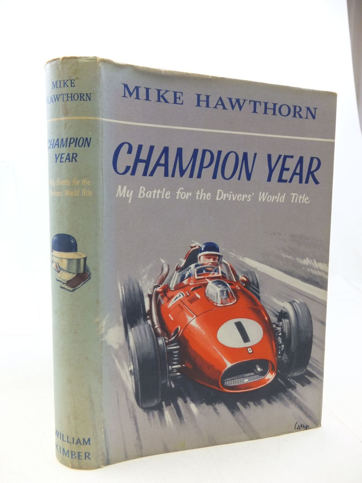 Photo of CHAMPION YEAR written by Hawthorn, Mike published by William Kimber (STOCK CODE: 2114079)  for sale by Stella & Rose's Books