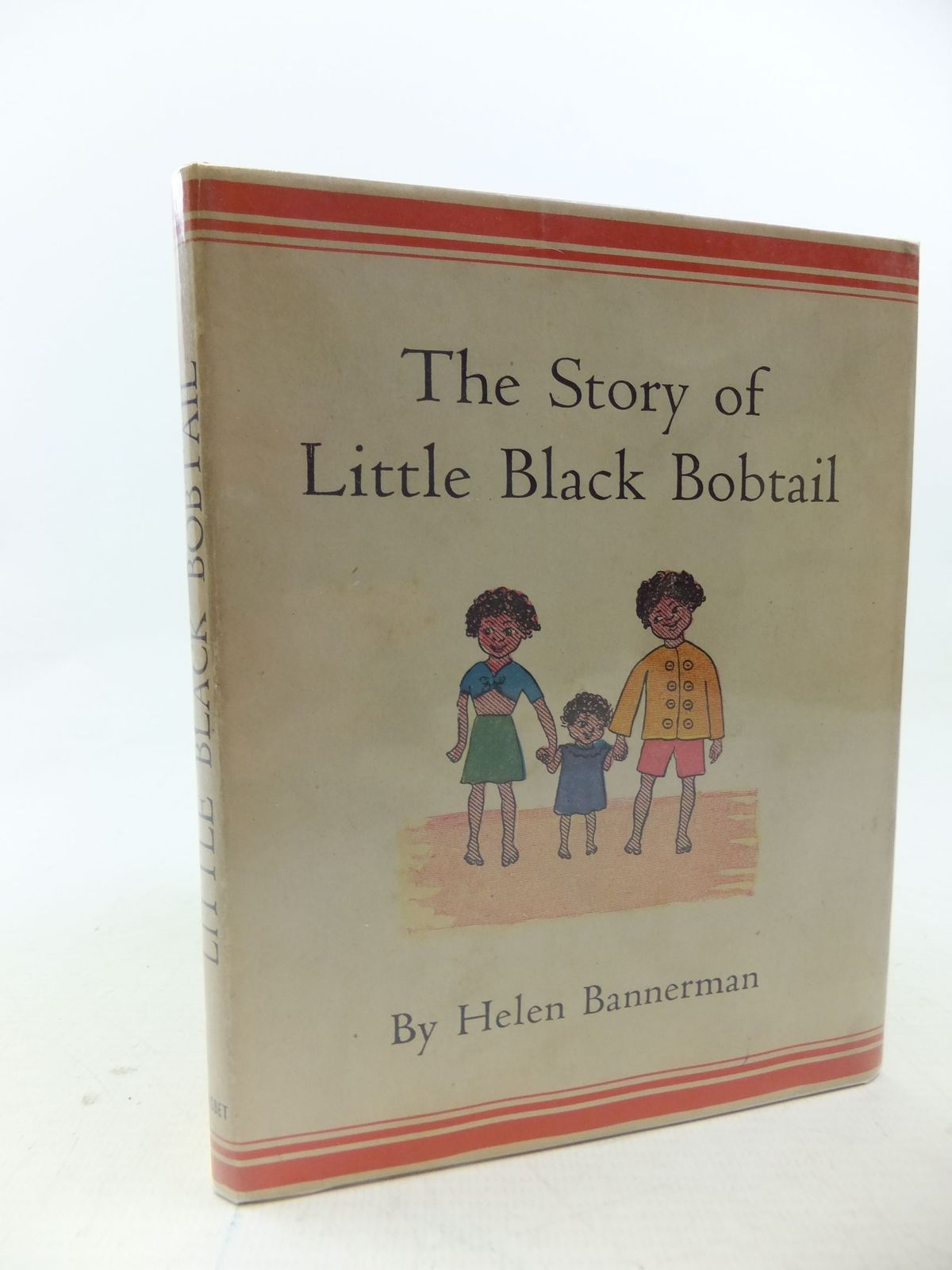 Photo of THE STORY OF LITTLE BLACK BOBTAIL written by Bannerman, Helen illustrated by Bannerman, Helen published by Nisbet & Co. Ltd. (STOCK CODE: 2114110)  for sale by Stella & Rose's Books