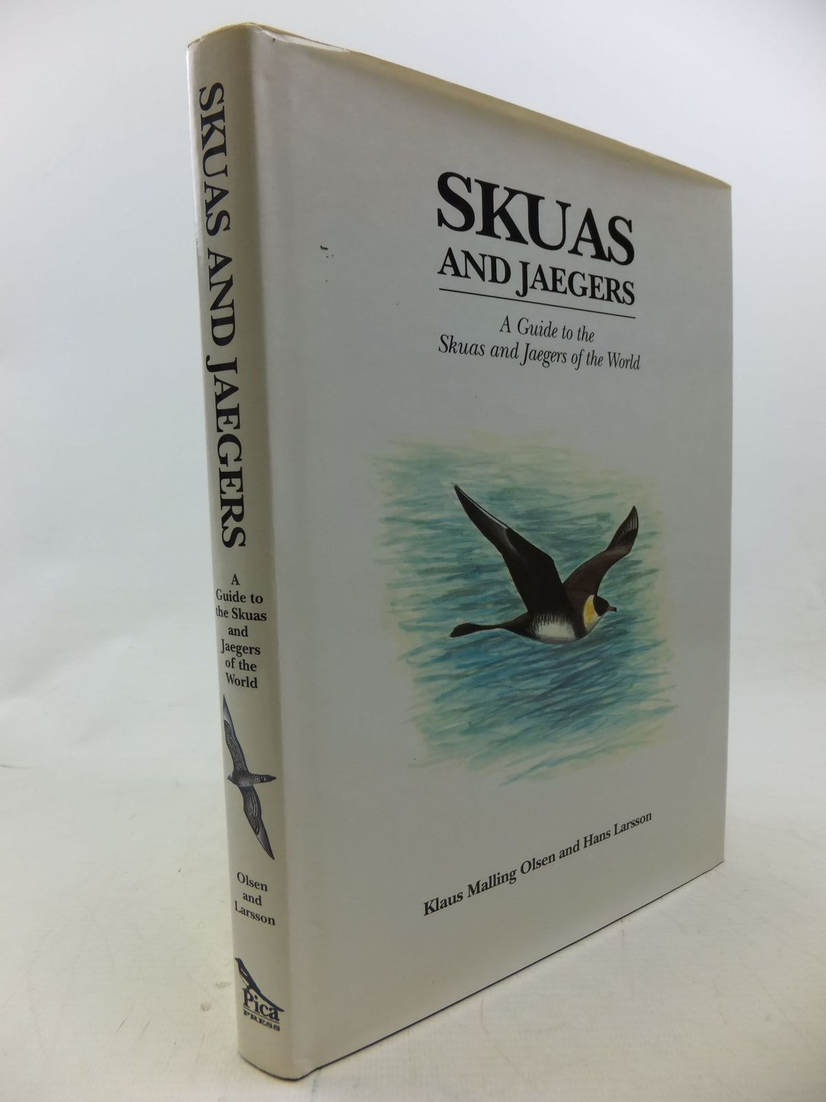 Photo of SKUAS AND JAEGERS written by Olsen, Klaus Malling<br />Larsson, Hans published by Pica Press (STOCK CODE: 2114169)  for sale by Stella & Rose's Books