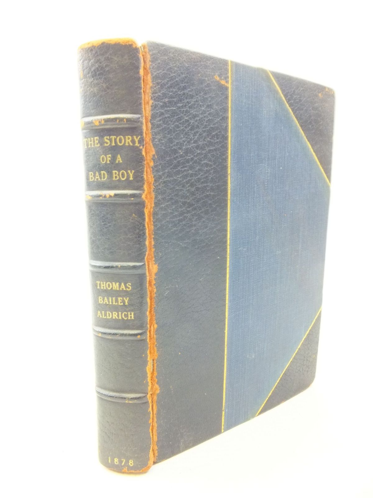 Photo of THE STORY OF A BAD BOY written by Aldrich, Thomas Bailey published by Houghton, Osgood And Company (STOCK CODE: 2114379)  for sale by Stella & Rose's Books