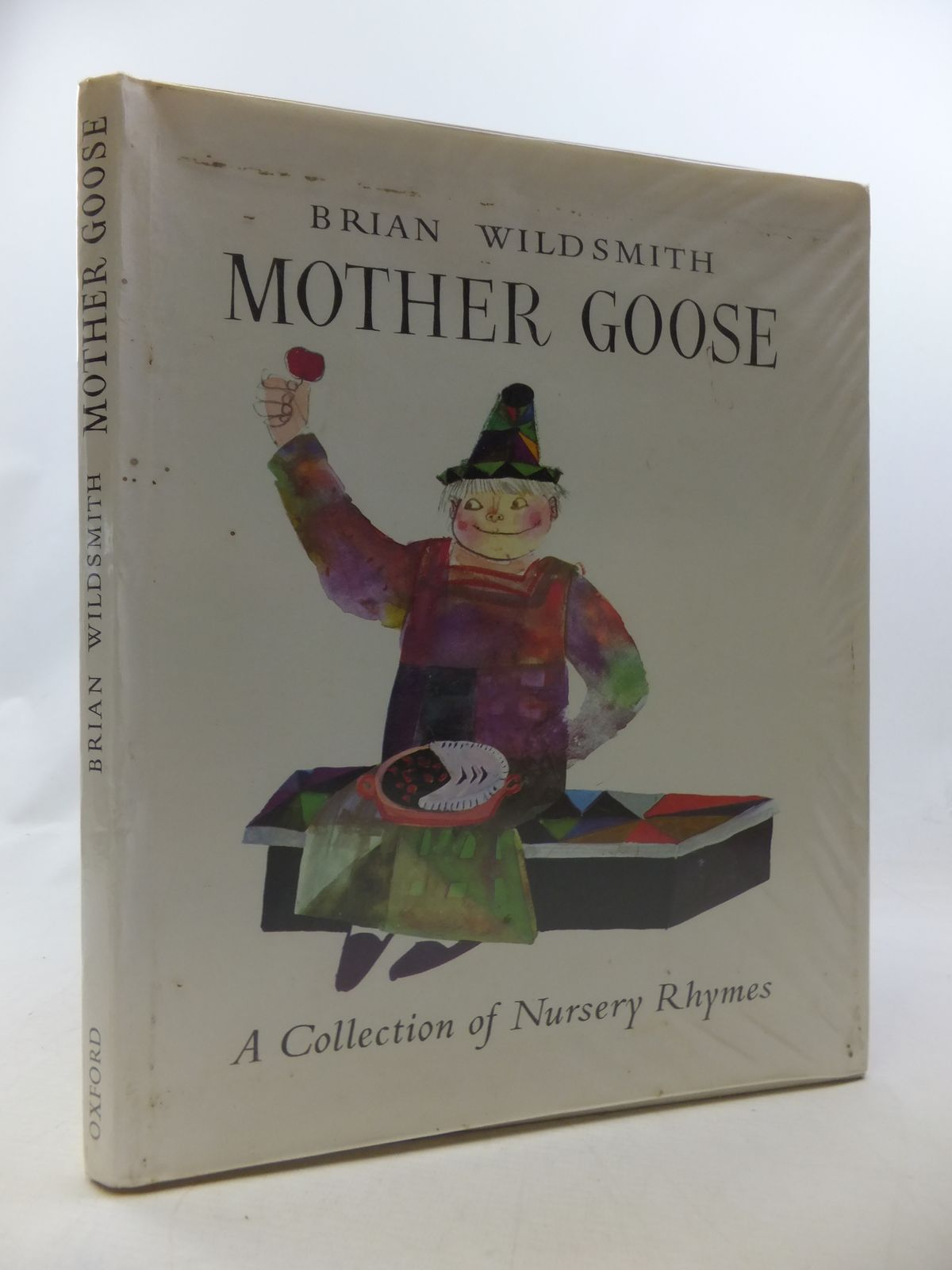 Photo of MOTHER GOOSE written by Wildsmith, Brian illustrated by Wildsmith, Brian published by Oxford University Press (STOCK CODE: 2114465)  for sale by Stella & Rose's Books