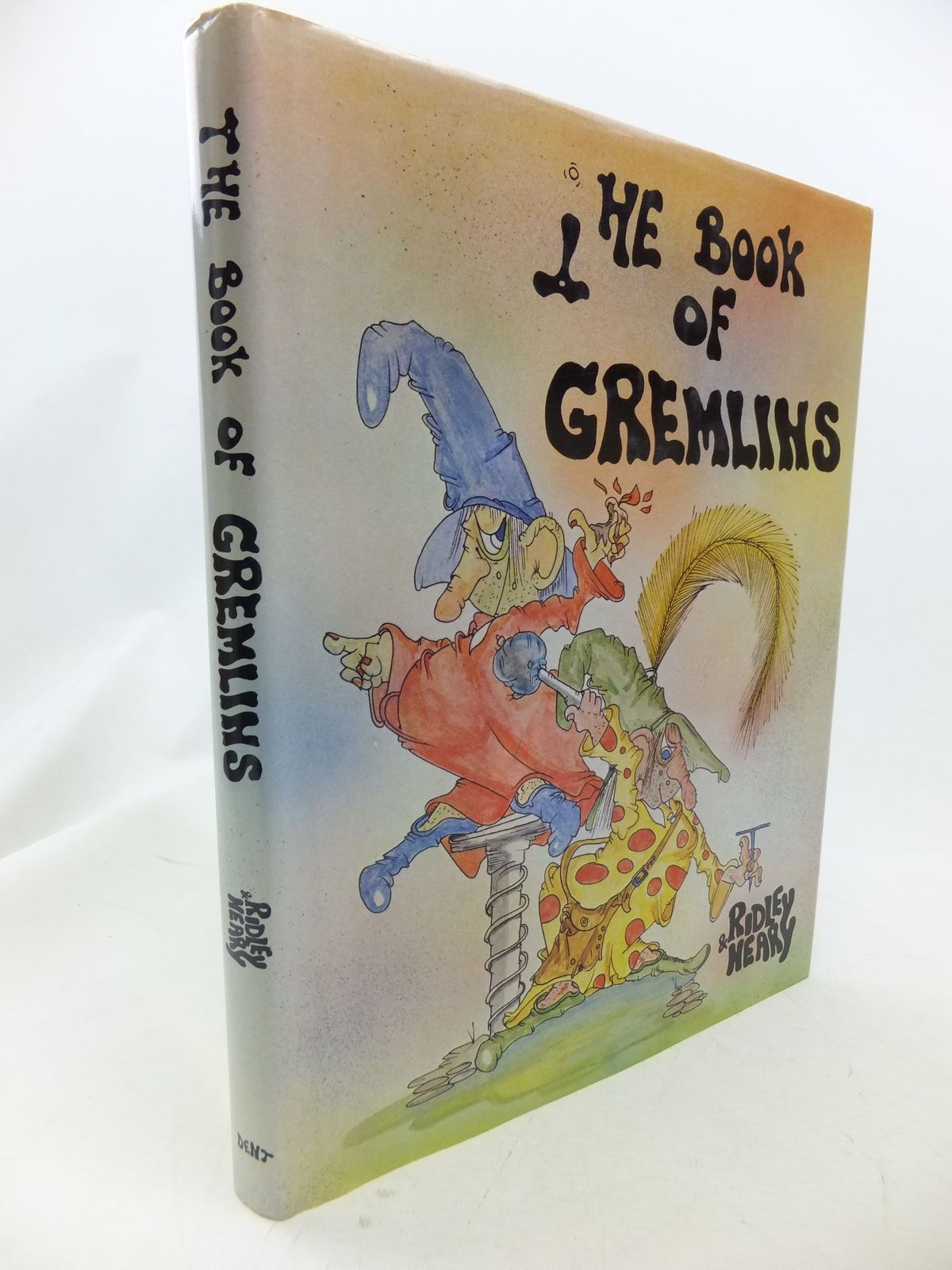 Photo of THE BOOK OF GREMLINS written by Ridley, Michael illustrated by Neary, Bryan published by J.M. Dent & Sons Ltd. (STOCK CODE: 2114485)  for sale by Stella & Rose's Books