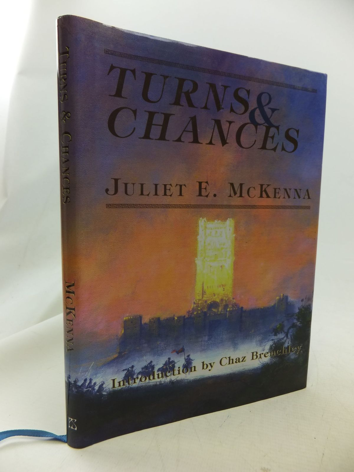 Photo of TURNS & CHANCES written by McKenna, Juliet E.<br />Brenchley, Chaz published by Ps Publishing (STOCK CODE: 2114530)  for sale by Stella & Rose's Books