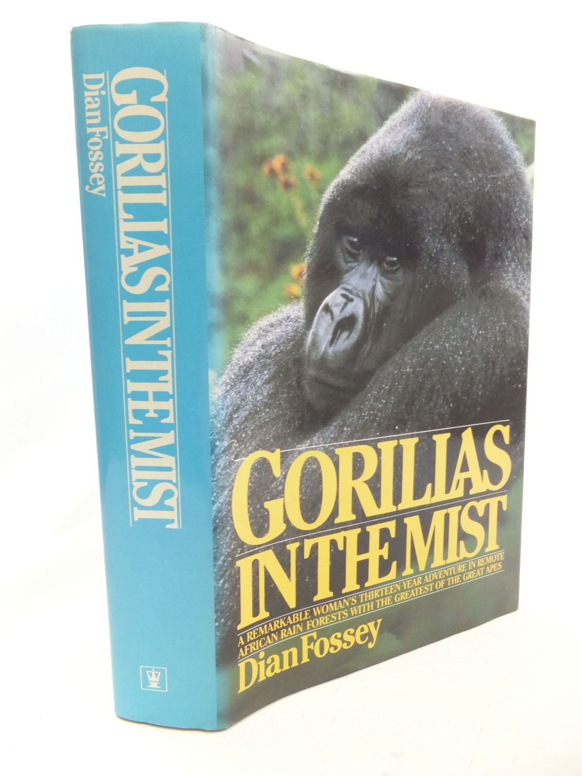 life in the wild in gorillas in the mist by dian fossey ``gorillas in the mist: the adventure of dian fossey,`` about the famed primatologist who was murdered in 1985, is a conservationist`s dream vehicle, one which should inspire at least token envy in.