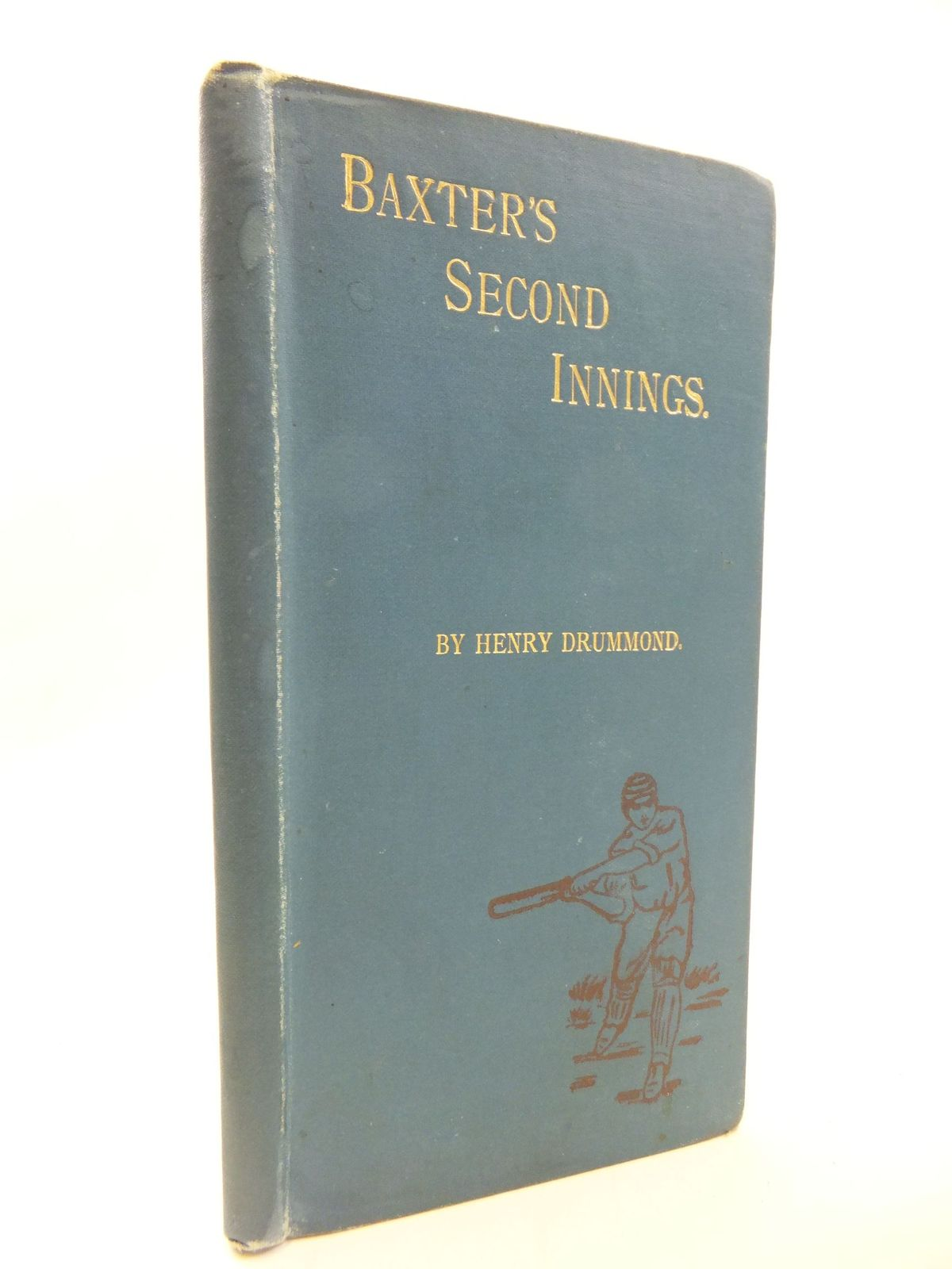 Photo of BAXTER'S SECOND INNINGS written by Drummond, Henry published by Hodder & Stoughton (STOCK CODE: 2114587)  for sale by Stella & Rose's Books