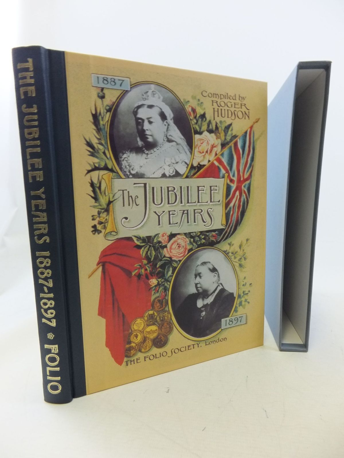 Photo of THE JUBILEE YEARS 1887-1897 written by Hudson, Roger published by Folio Society (STOCK CODE: 2114616)  for sale by Stella & Rose's Books