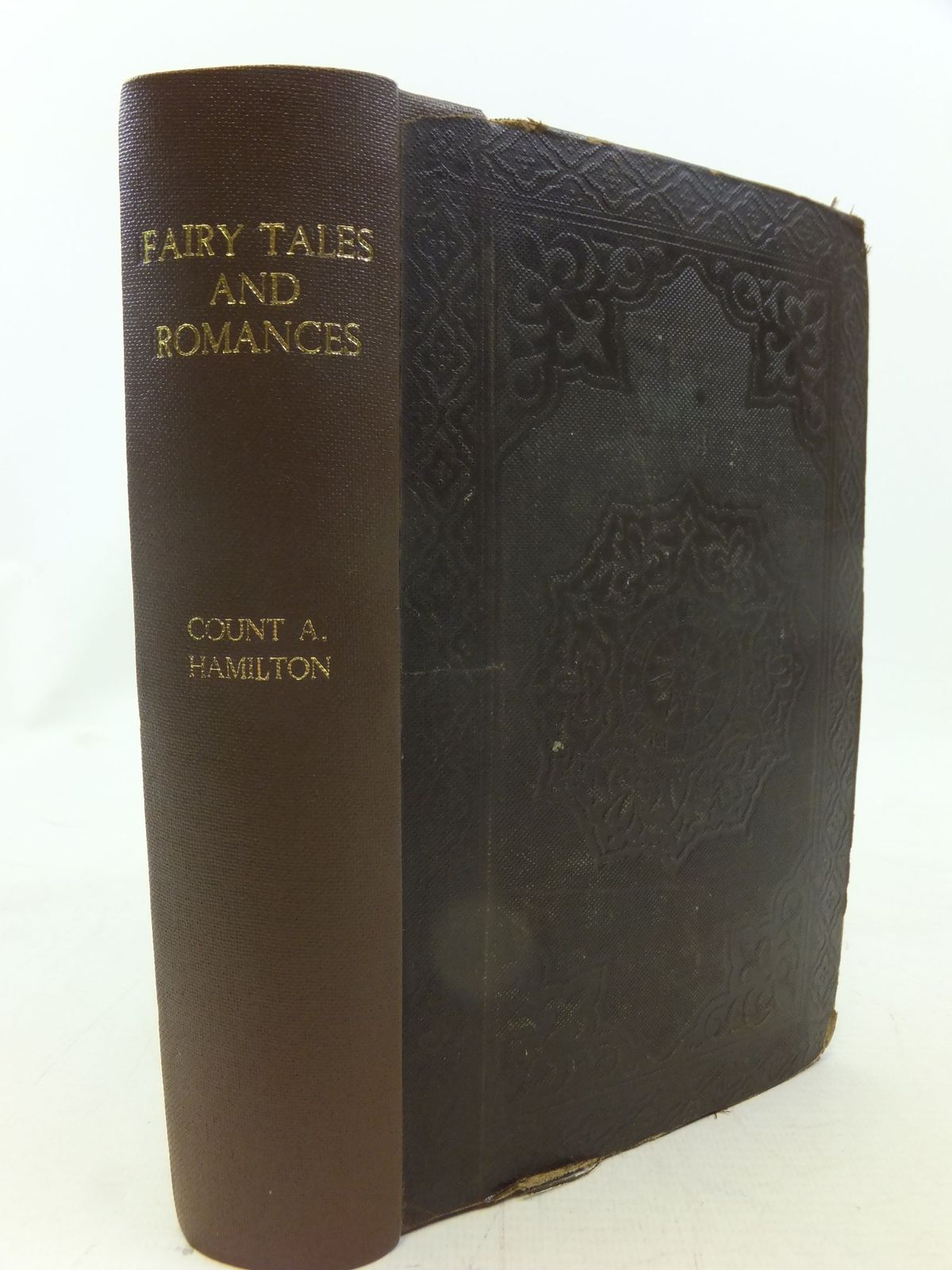 Photo of FAIRY TALES AND ROMANCES written by Hamilton, Count Anthony published by Henry G. Bohn (STOCK CODE: 2114711)  for sale by Stella & Rose's Books