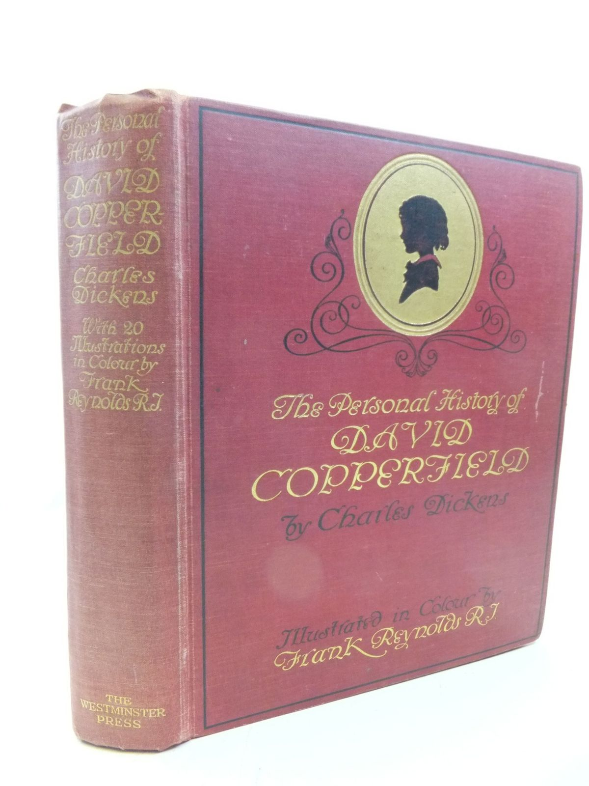 Photo of THE PERSONAL HISTORY OF DAVID COPPERFIELD written by Dickens, Charles illustrated by Reynolds, Frank published by The Westminster Press (STOCK CODE: 2114726)  for sale by Stella & Rose's Books