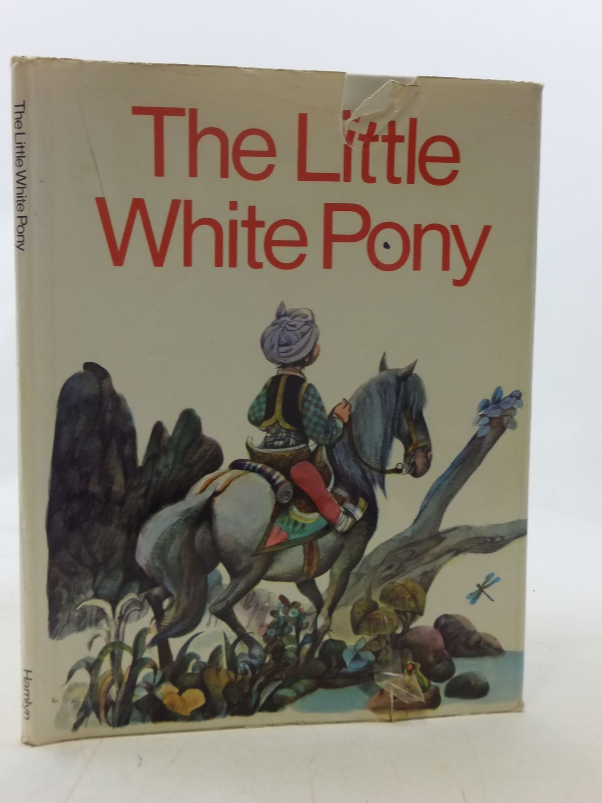 Photo of THE LITTLE WHITE PONY illustrated by Franta, Karel published by Hamlyn (STOCK CODE: 2114803)  for sale by Stella & Rose's Books