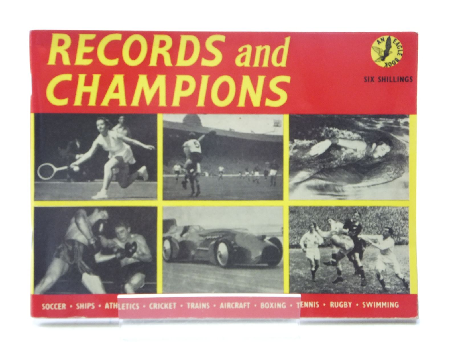 Photo of RECORDS AND CHAMPIONS published by Hulton Press (STOCK CODE: 2114821)  for sale by Stella & Rose's Books