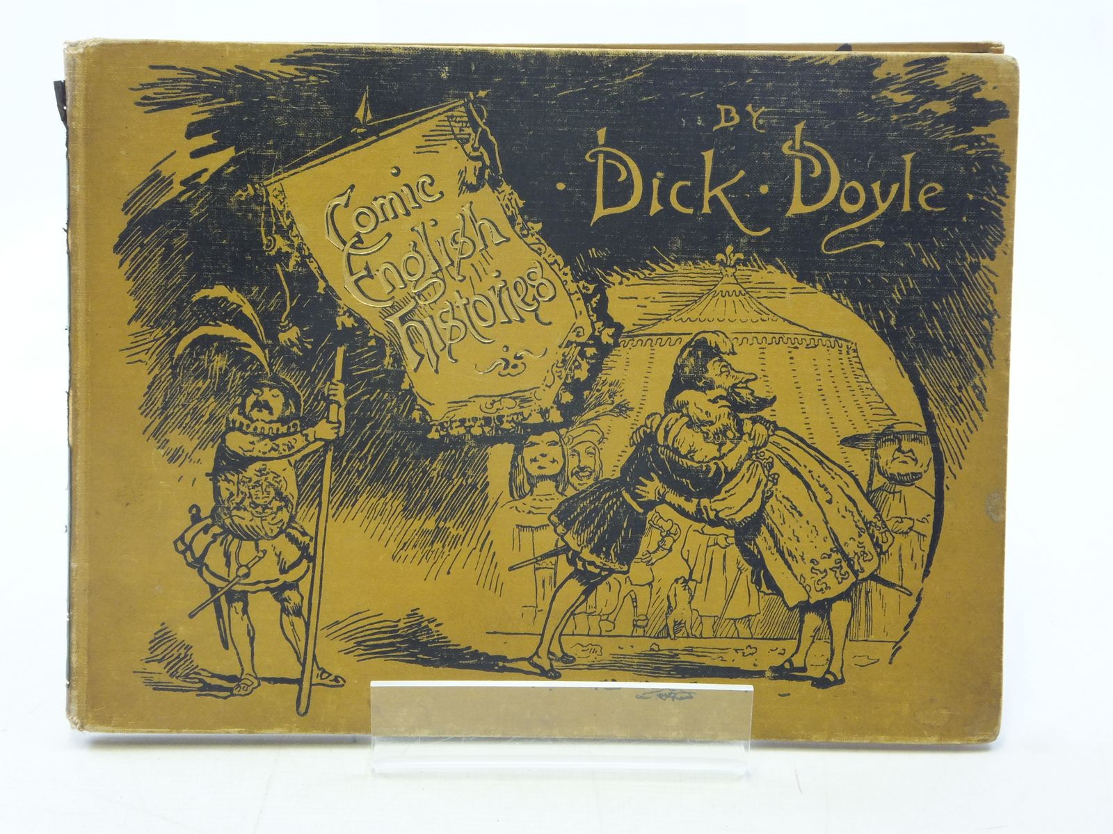 Photo of SCENES FROM ENGLISH HISTORY written by Doyle, Richard illustrated by Doyle, Richard published by Pall Mall Gazette (STOCK CODE: 2114822)  for sale by Stella & Rose's Books