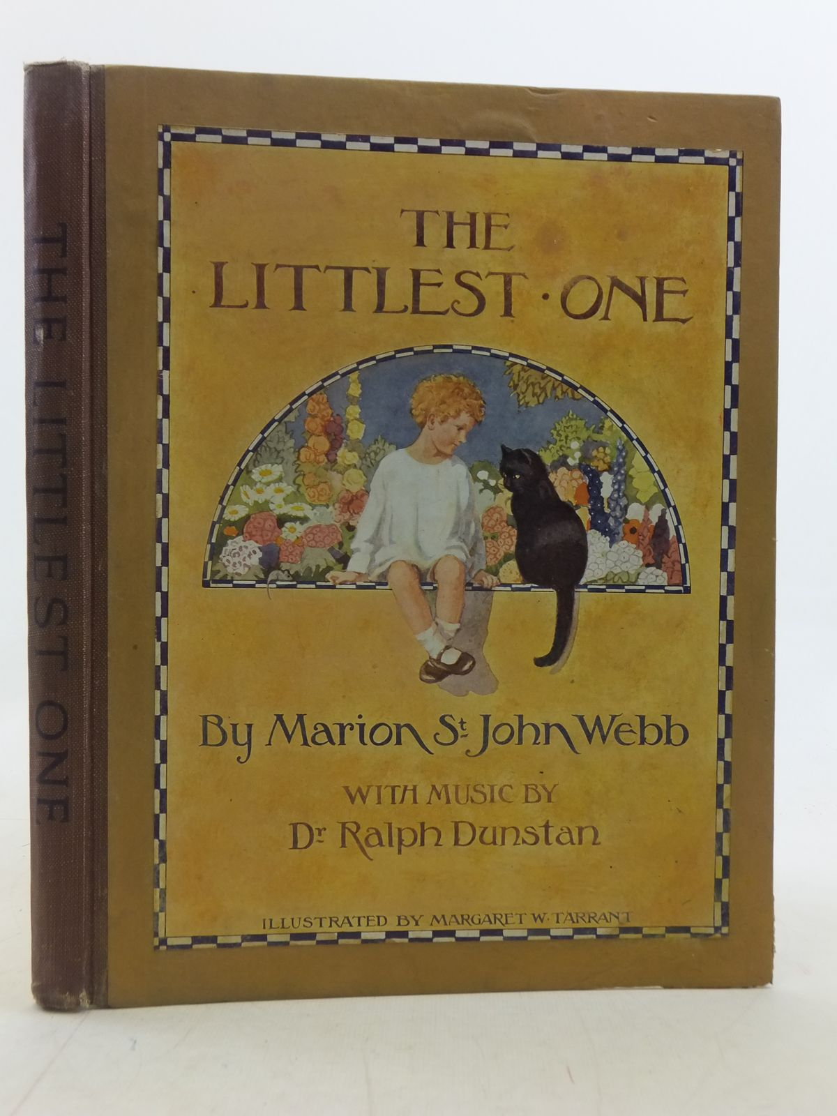 Photo of THE LITTLEST ONE written by Webb, Marion St. John<br />Dunstan, Ralph illustrated by Tarrant, Margaret<br />Nixon, Kathleen published by George G. Harrap & Co. Ltd. (STOCK CODE: 2114869)  for sale by Stella & Rose's Books