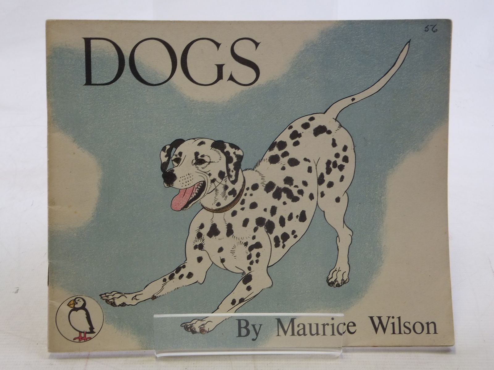 Photo of DOGS written by Wilson, Maurice illustrated by Wilson, Maurice published by Penguin (STOCK CODE: 2114900)  for sale by Stella & Rose's Books