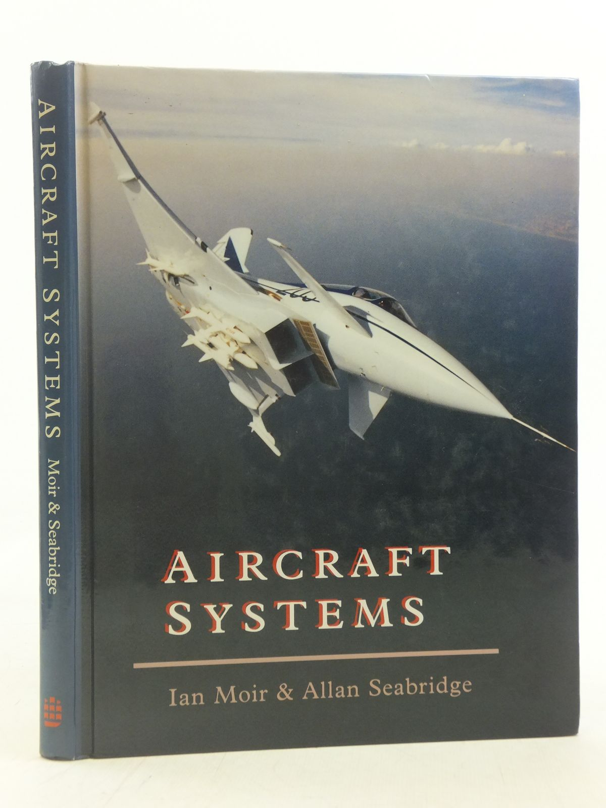 Photo of AIRCRAFT SYSTEMS written by Moir, I.<br />Seabridge, A.G. published by Longman Scientific & Technical (STOCK CODE: 2114928)  for sale by Stella & Rose's Books