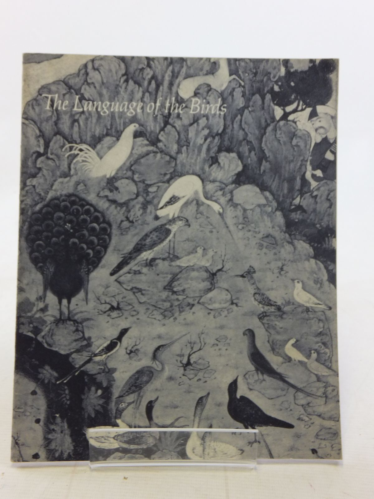 Photo of THE LANGUAGE OF THE BIRDS written by Lukens, Marie G.<br />Grube, Ernest J. (STOCK CODE: 2114965)  for sale by Stella & Rose's Books