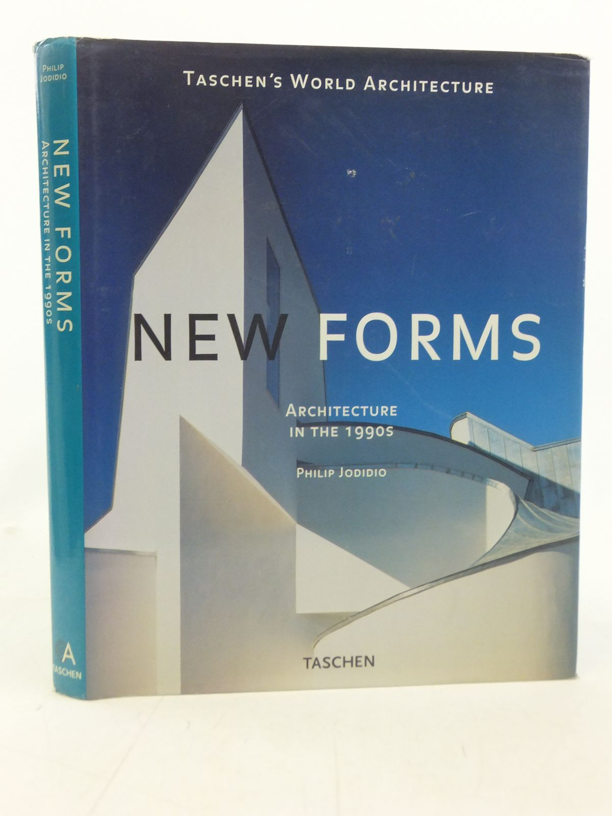 Photo of NEW FORMS ARCHITECTURE IN THE 1990S written by Jodidio, Philip published by Taschen (STOCK CODE: 2115020)  for sale by Stella & Rose's Books