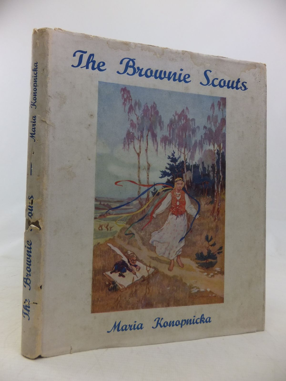 Photo of THE BROWNIE SCOUTS written by Konopnicka, Maria illustrated by Bukowska, Molly published by Polish Book Depot (STOCK CODE: 2115029)  for sale by Stella & Rose's Books