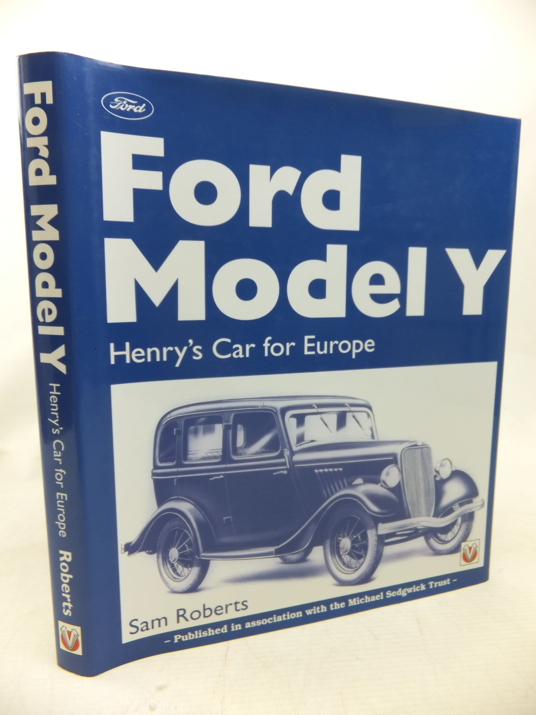 Photo of FORD MODELY HENRY'S CAR FOR EUROPE written by Roberts, Sam published by Veloce Publishing Plc. (STOCK CODE: 2115136)  for sale by Stella & Rose's Books